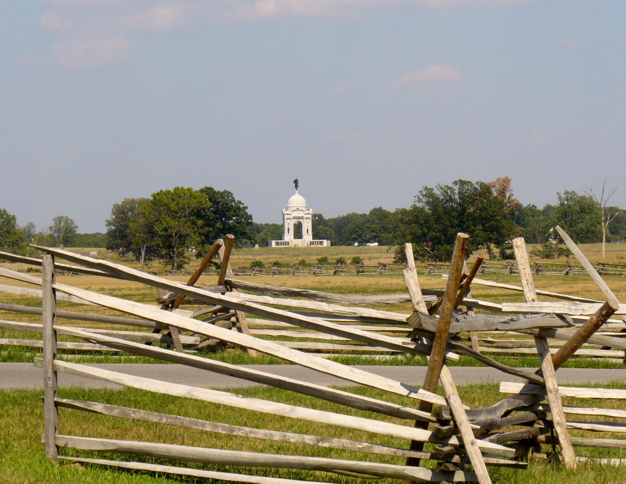 Gettysburg national military park  -- Pennsylvania - 2007
