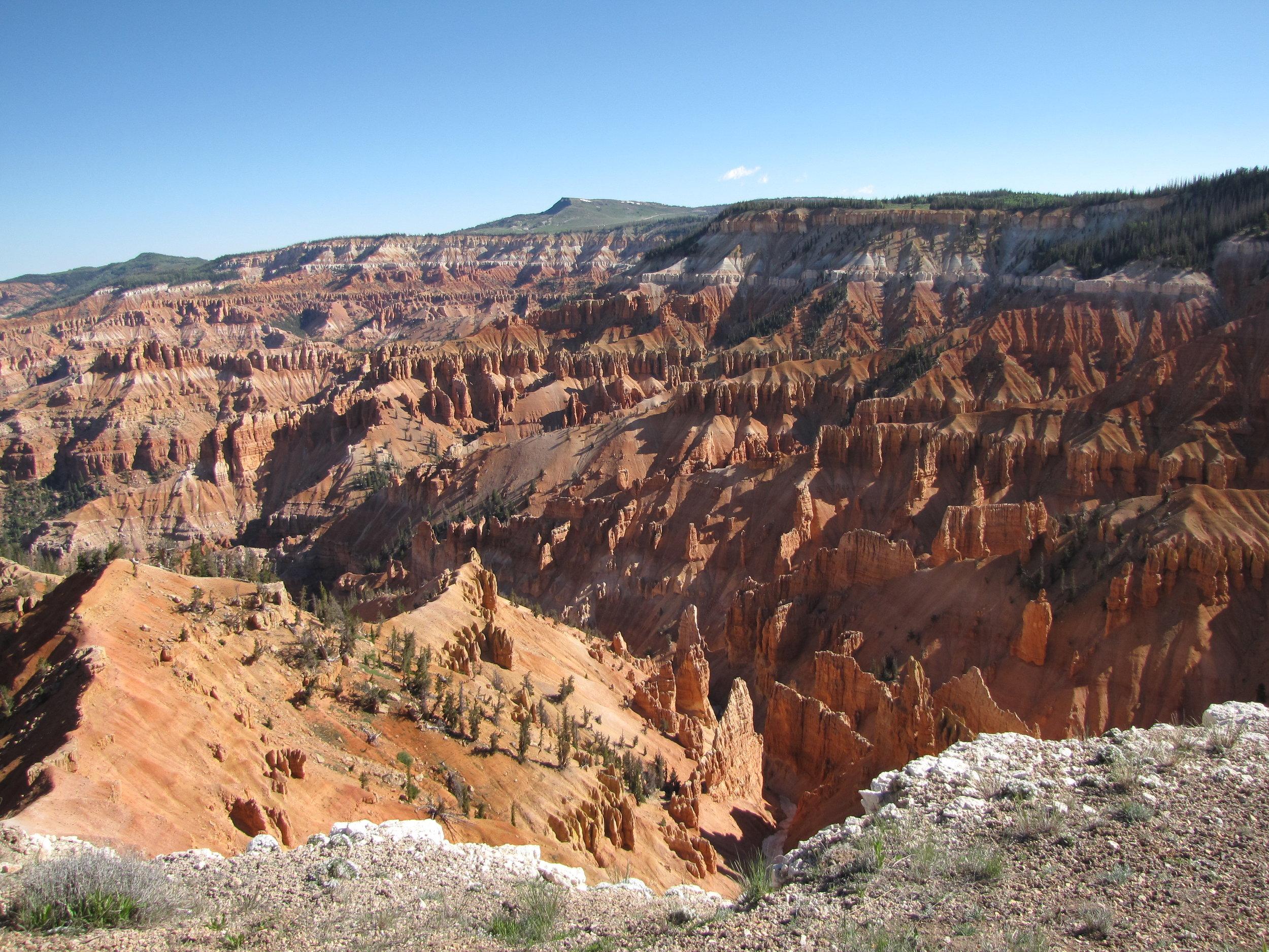 cedar breaks national monument  - utah - 2010