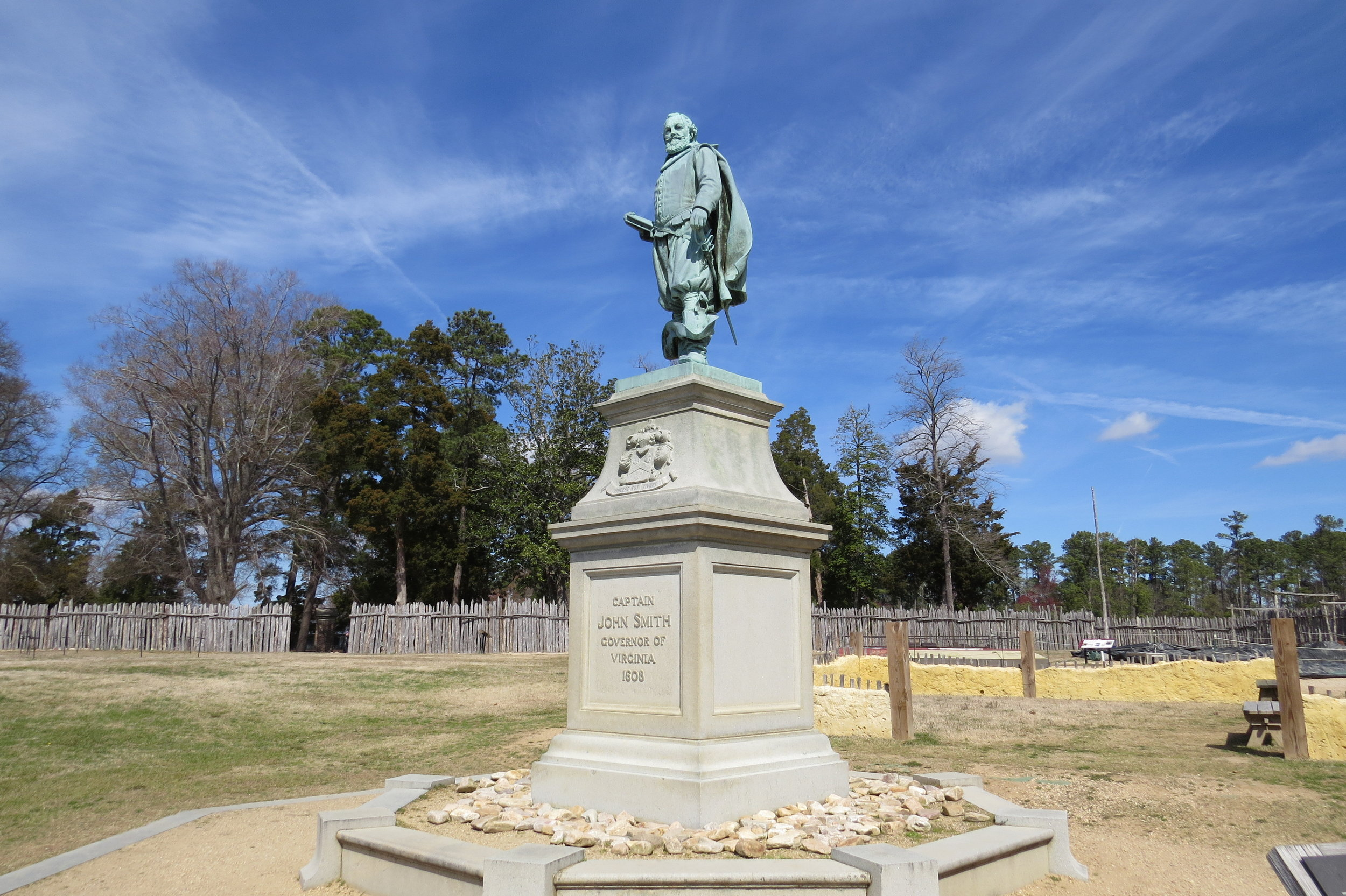 colonial national historical park -     historic jamestowne   - jamestown, VA - 2017