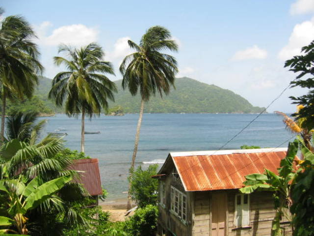 Tobago vista - laid-back and simply beautiful