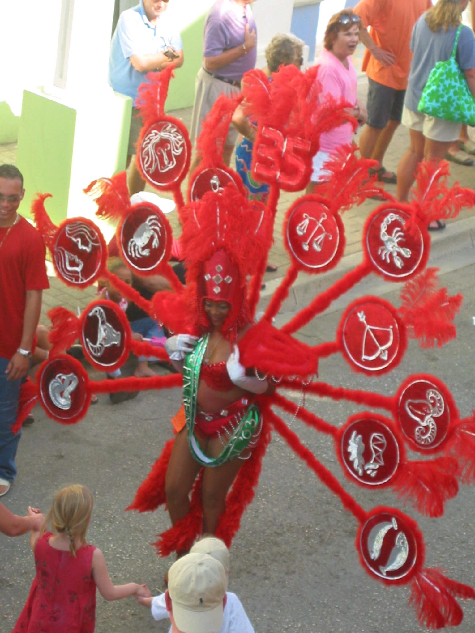 Carnival in Bonaire