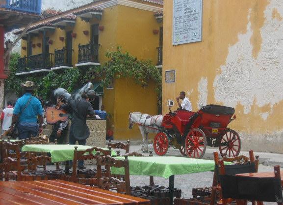 Santa Domingo Plaza