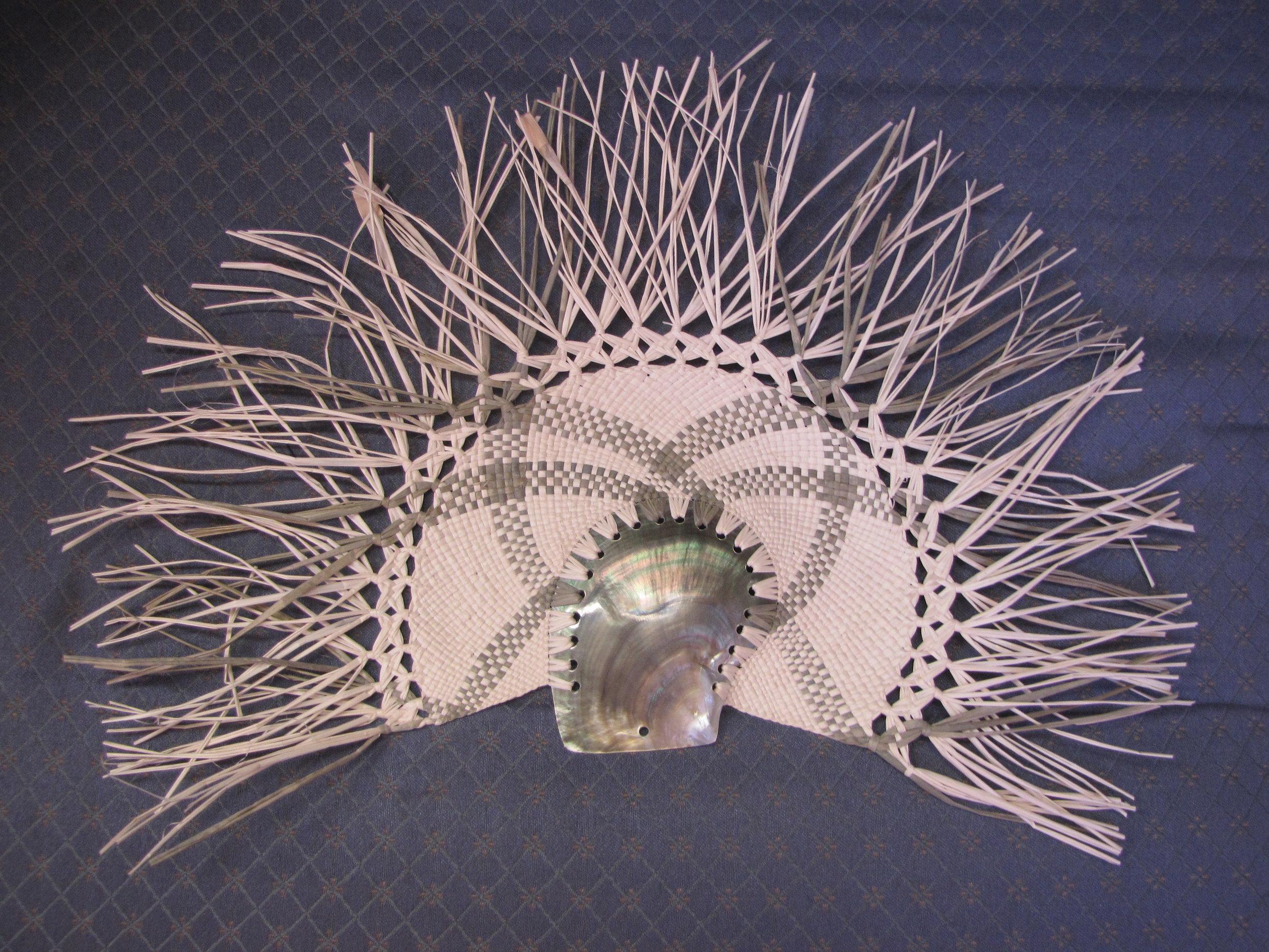 Rito palm fan