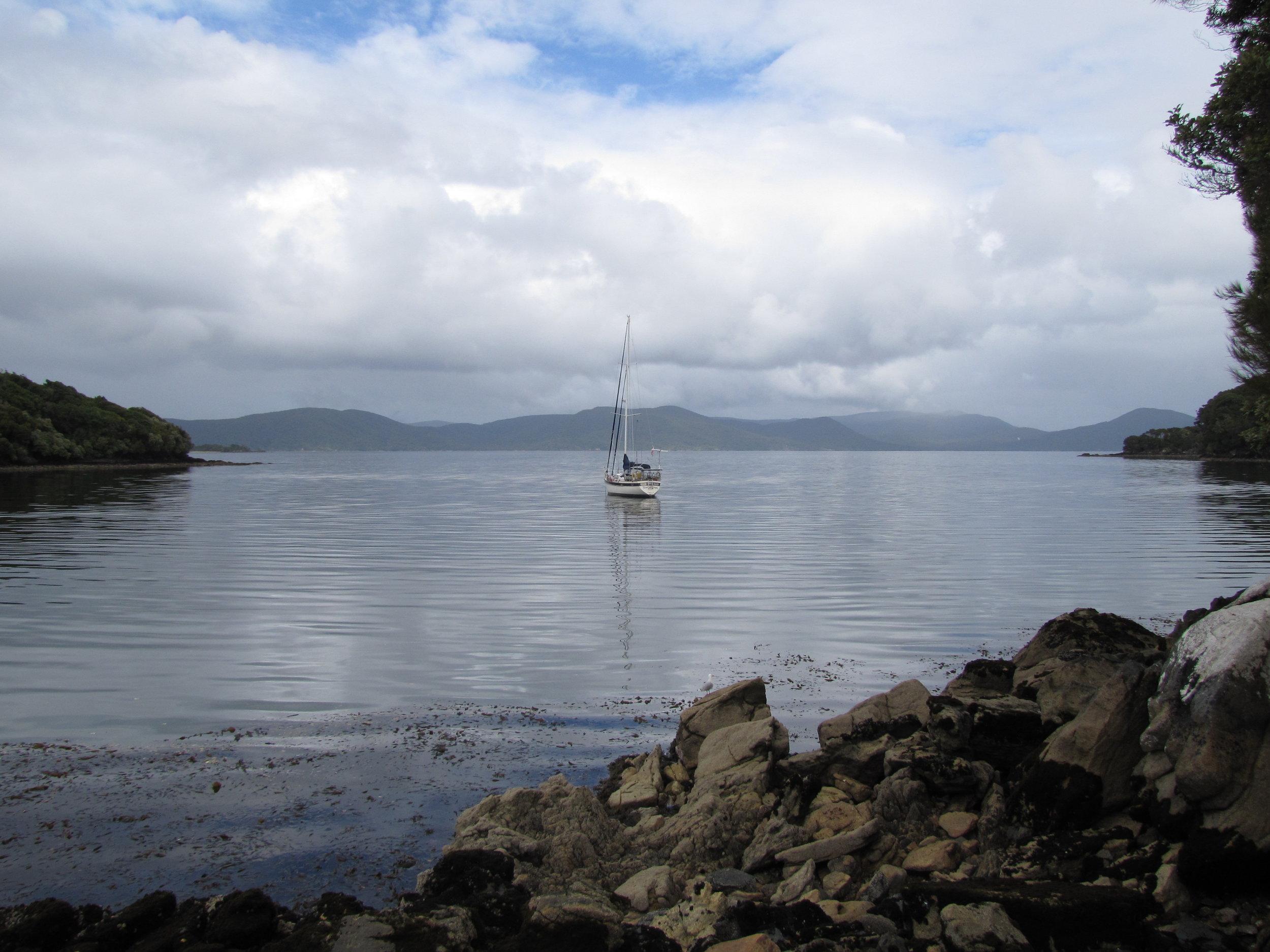 Glorious Golden Bay - Stewart Island, NZ