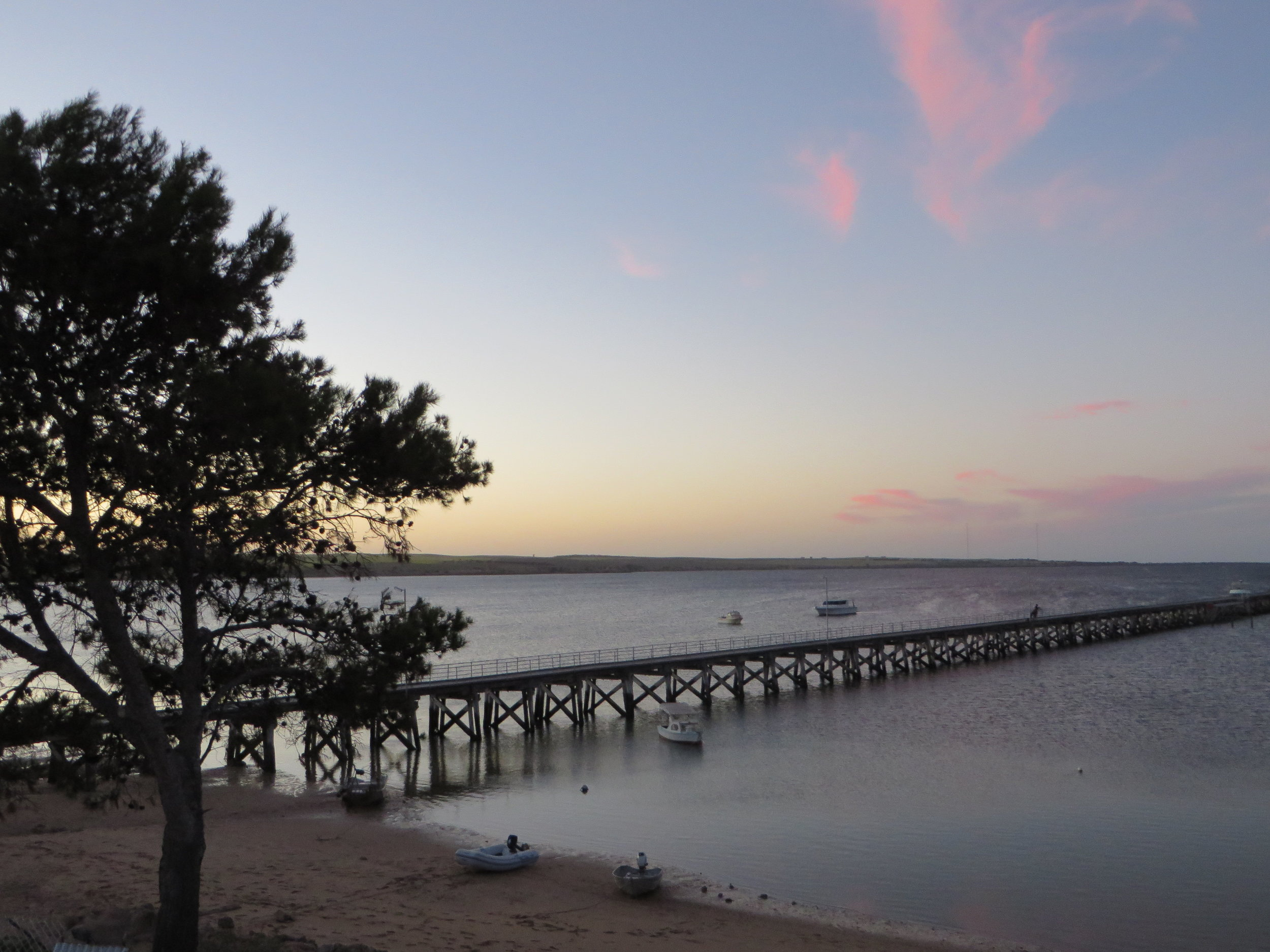 Streaky Bay Jetty