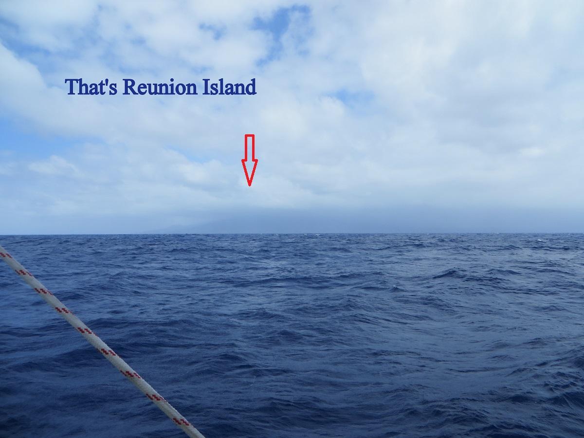 Regretfully, we gave Reunion Island a pass.