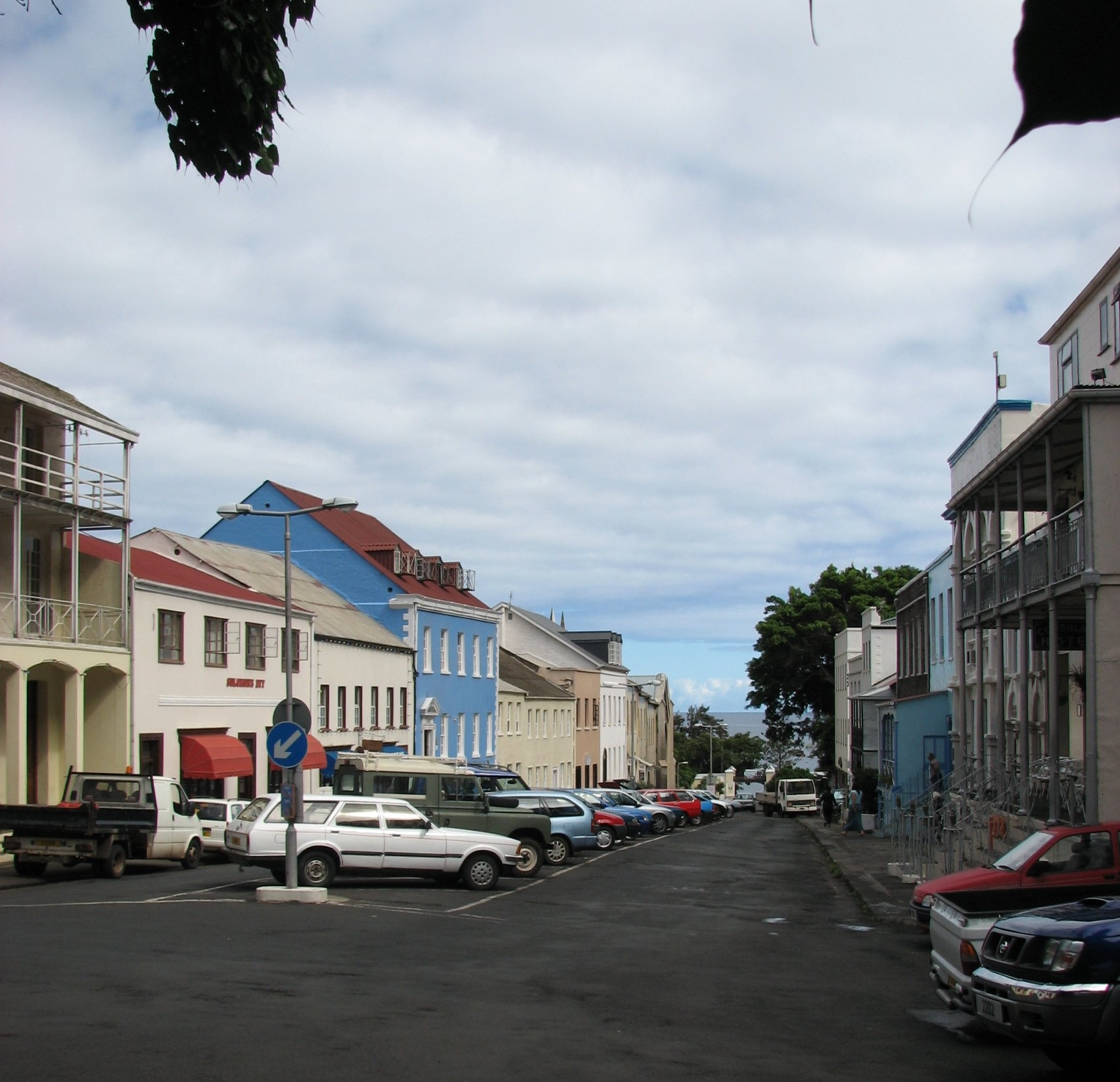 Main Street, Jamestown