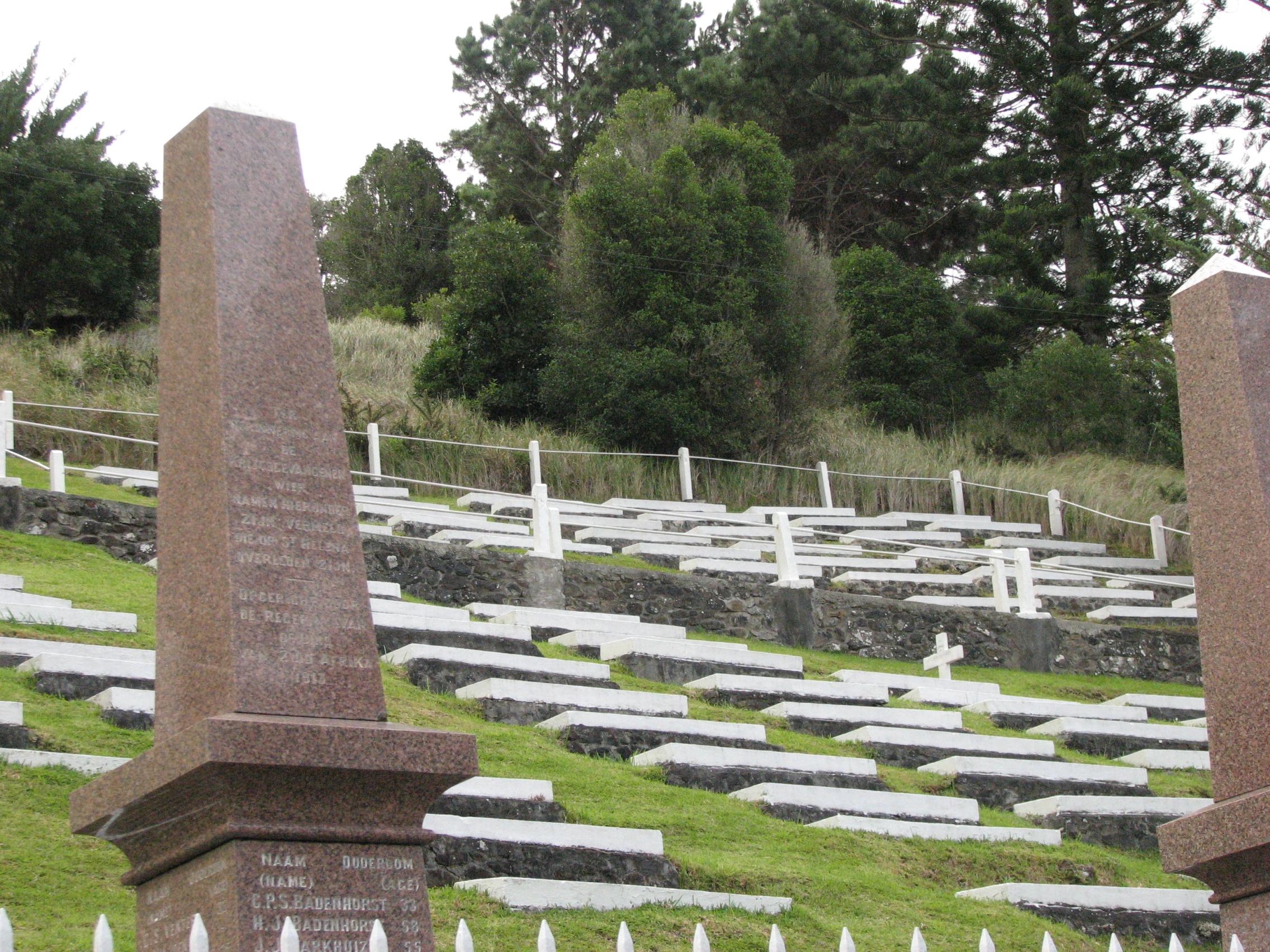 Boer Cemetery