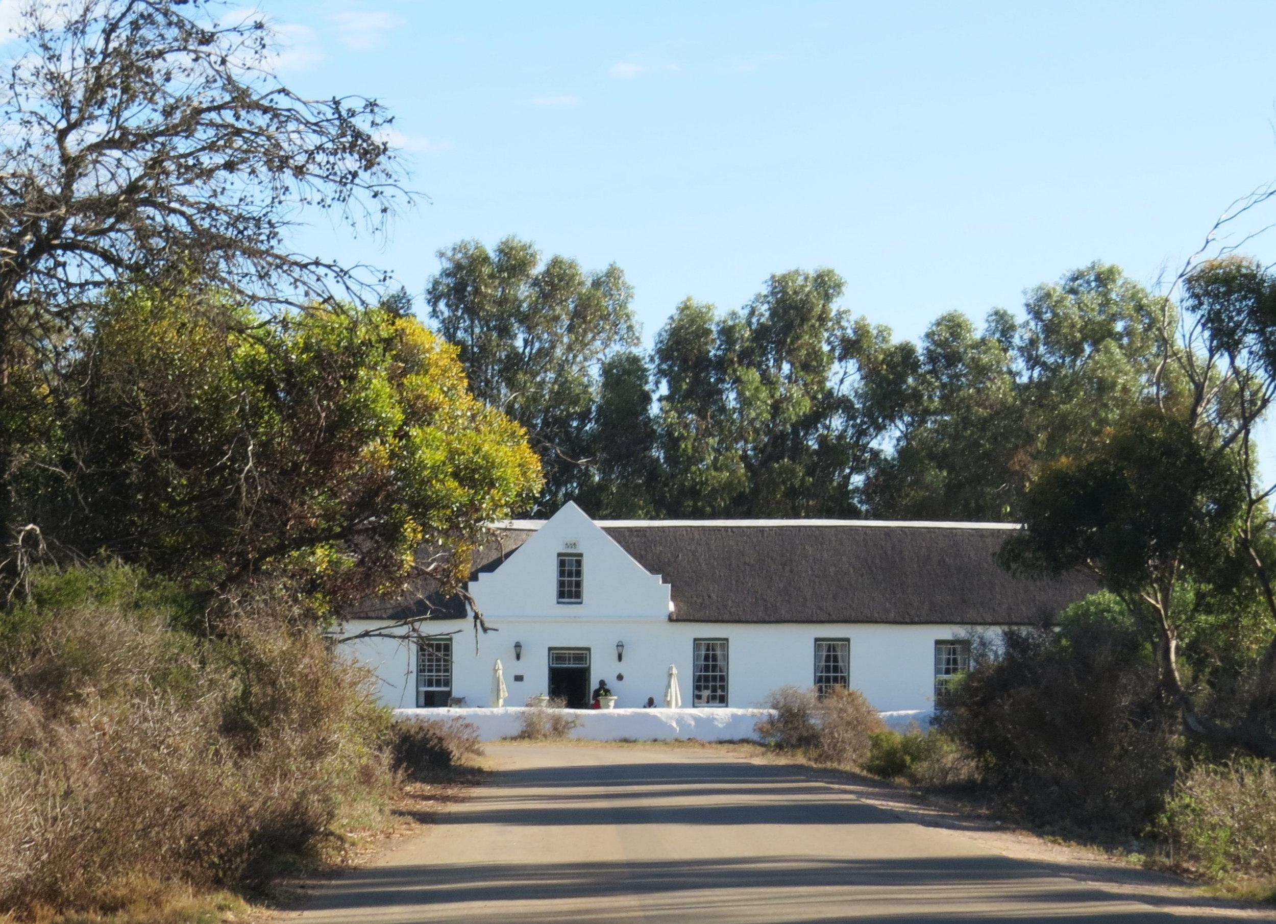 West Coast Natl Park Visitors Center