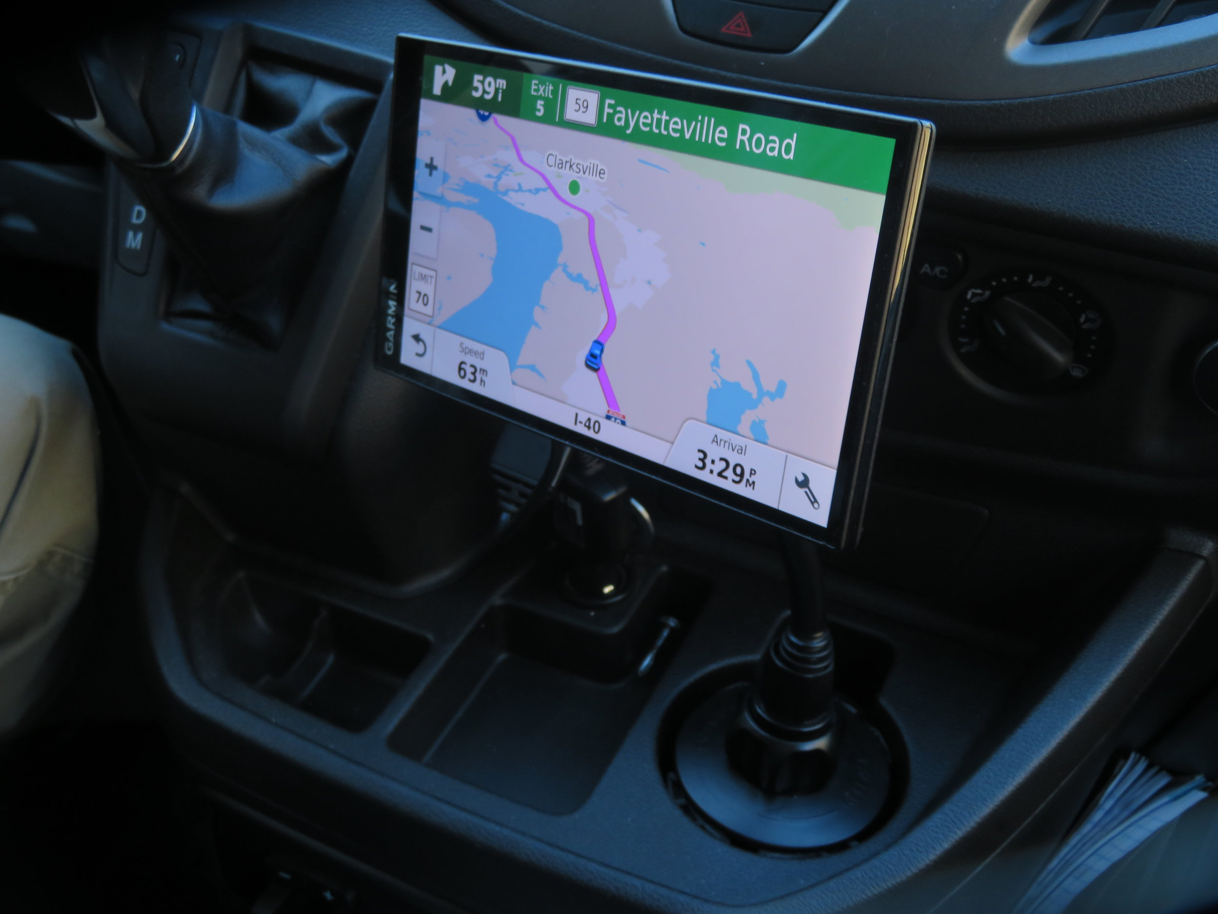 Finding the Right GPS