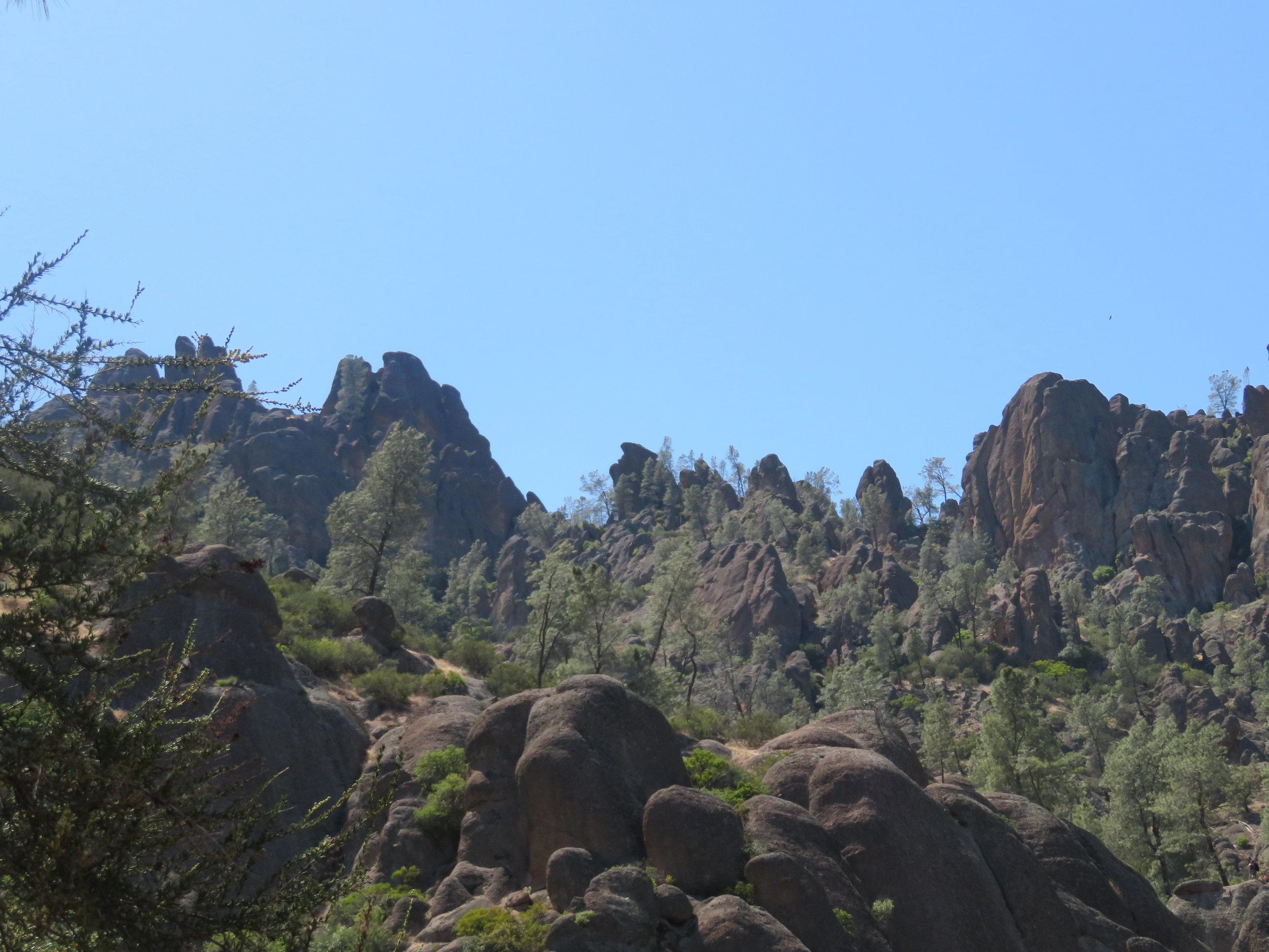 Pinnacle views were awesome!