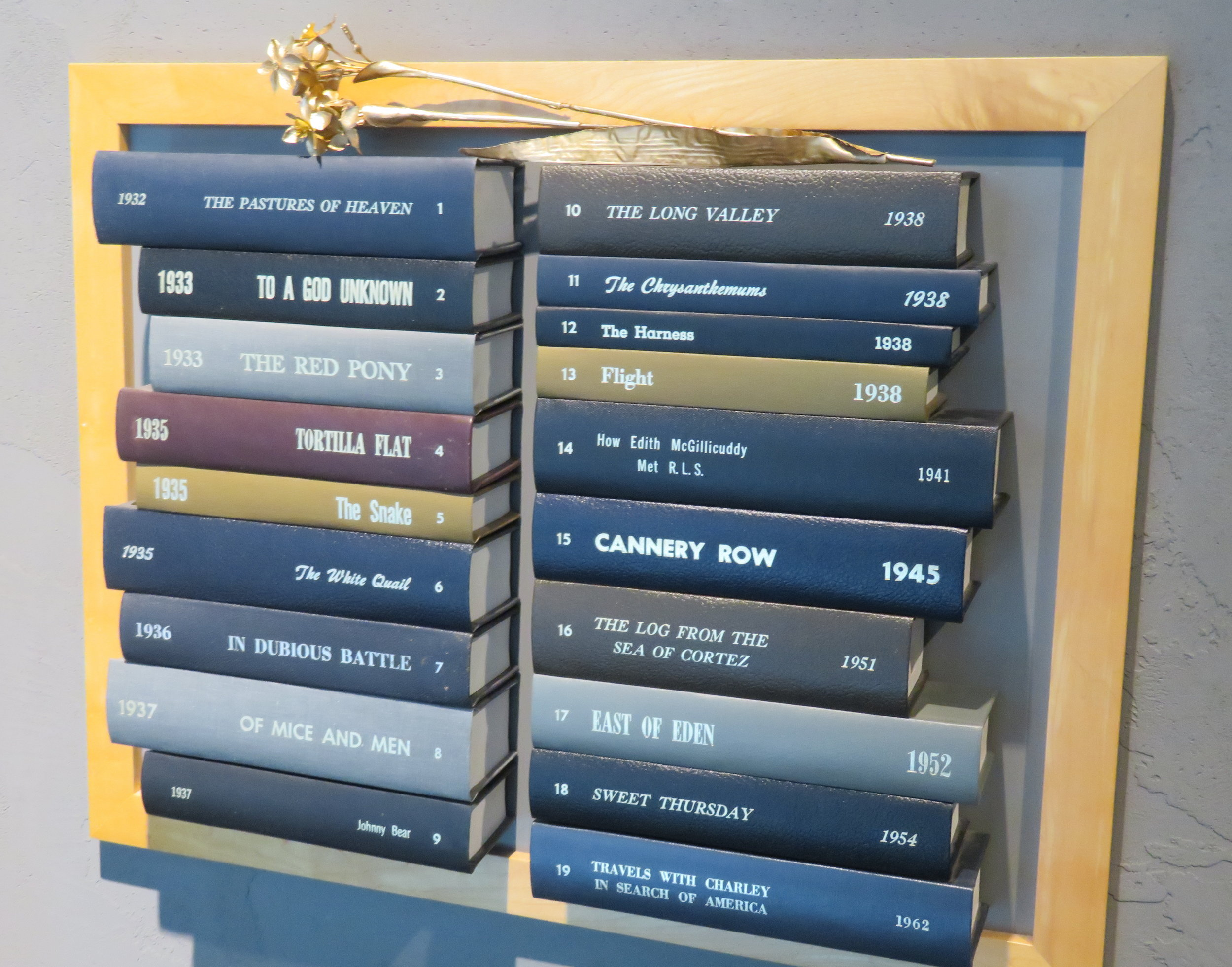 salinas_so many books.JPG