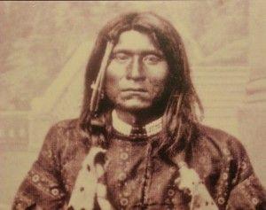 Modoc Chief, Kientpoos, aka Captain Jack