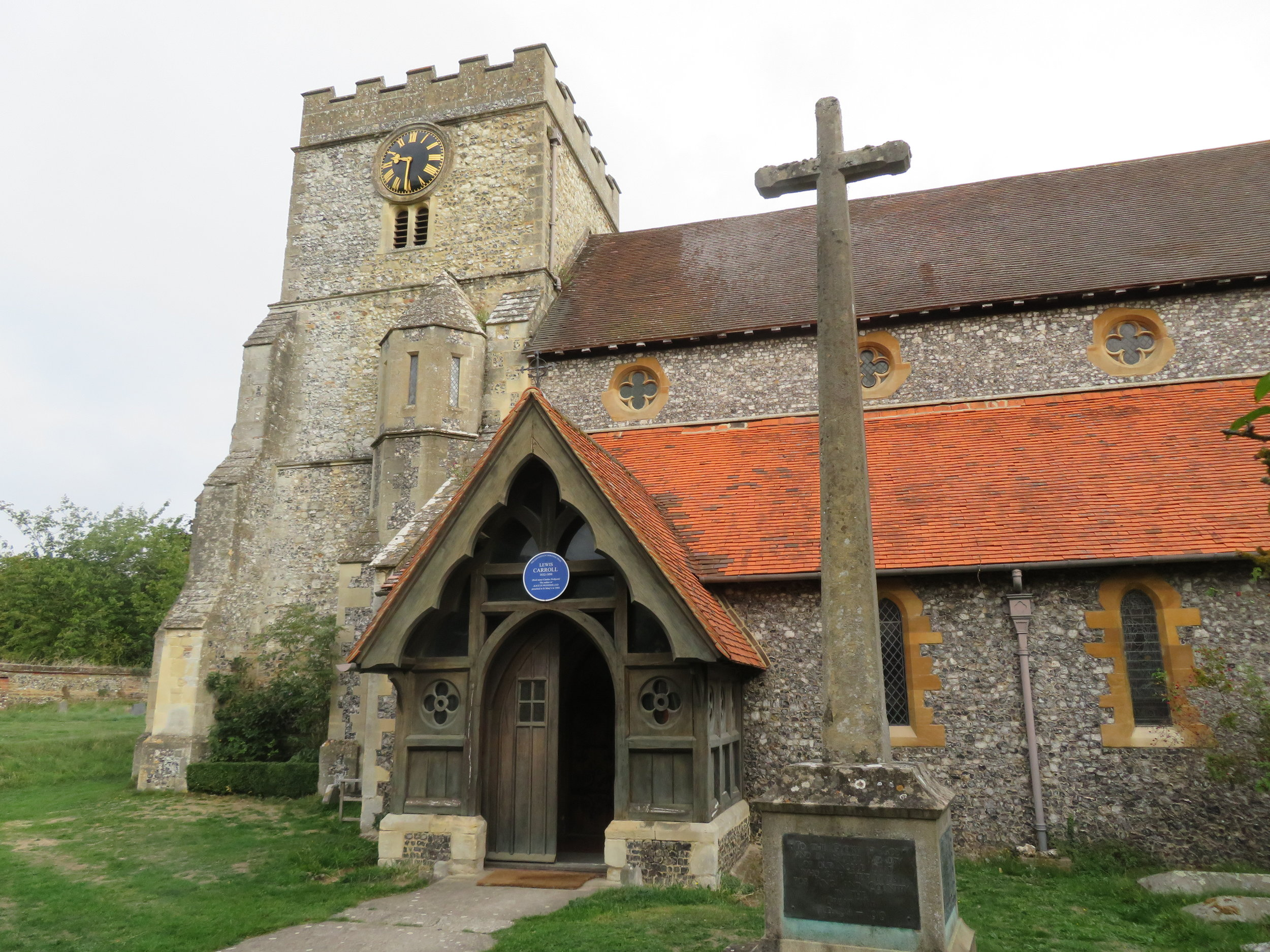 St. Mary's of Streatley