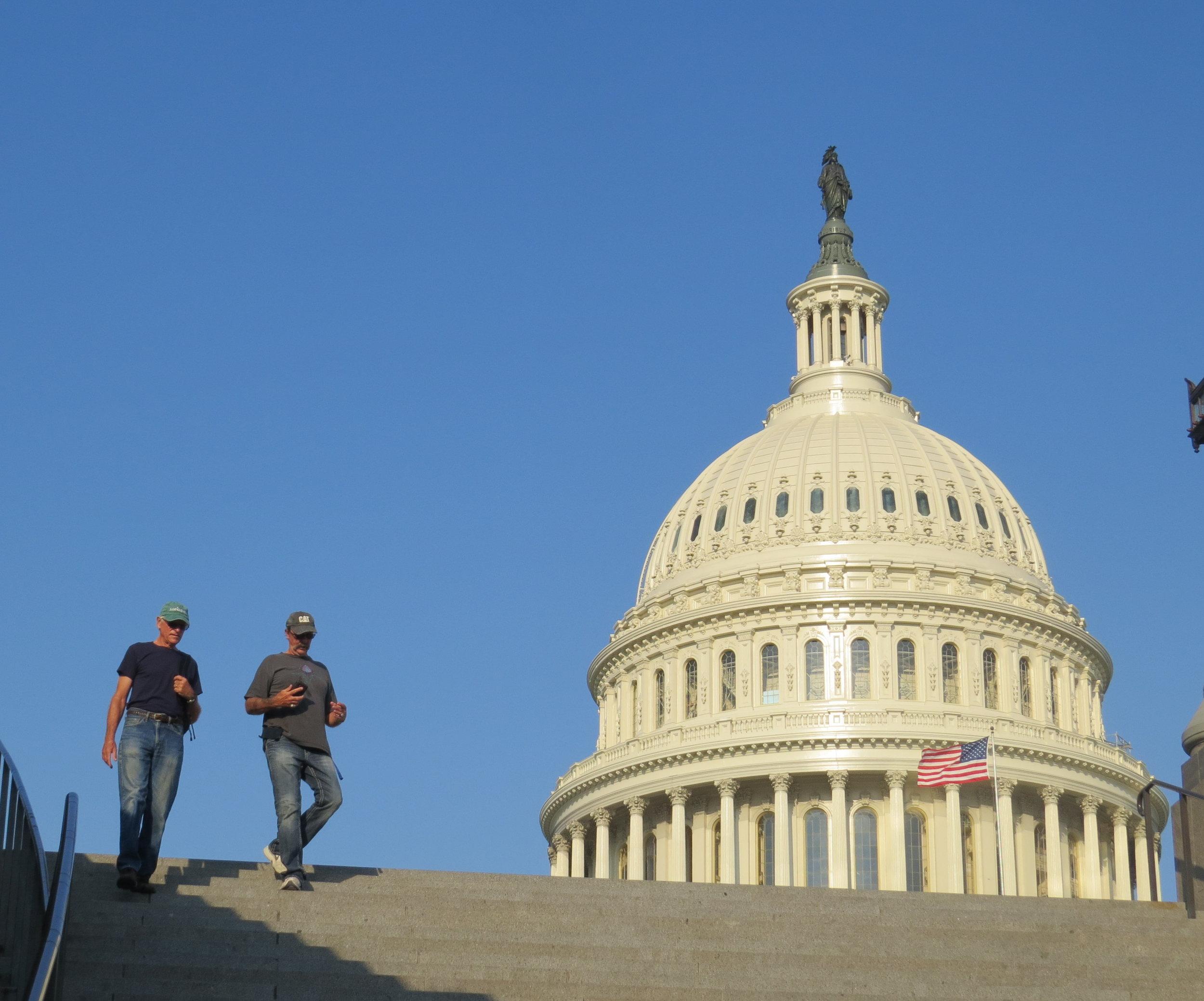 A Capitol Tour