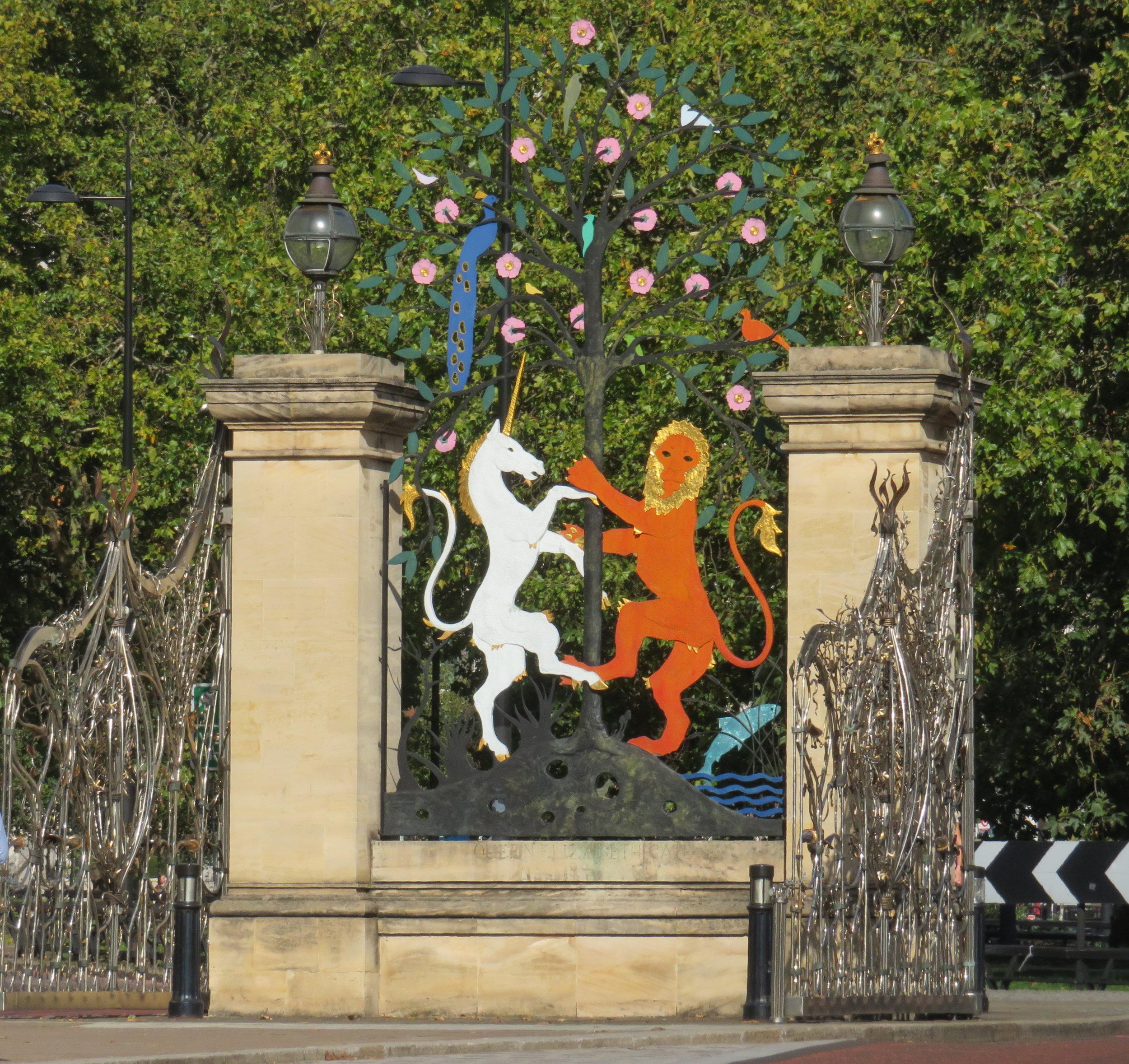 Queen Elizabeth Gate - Hyde Park