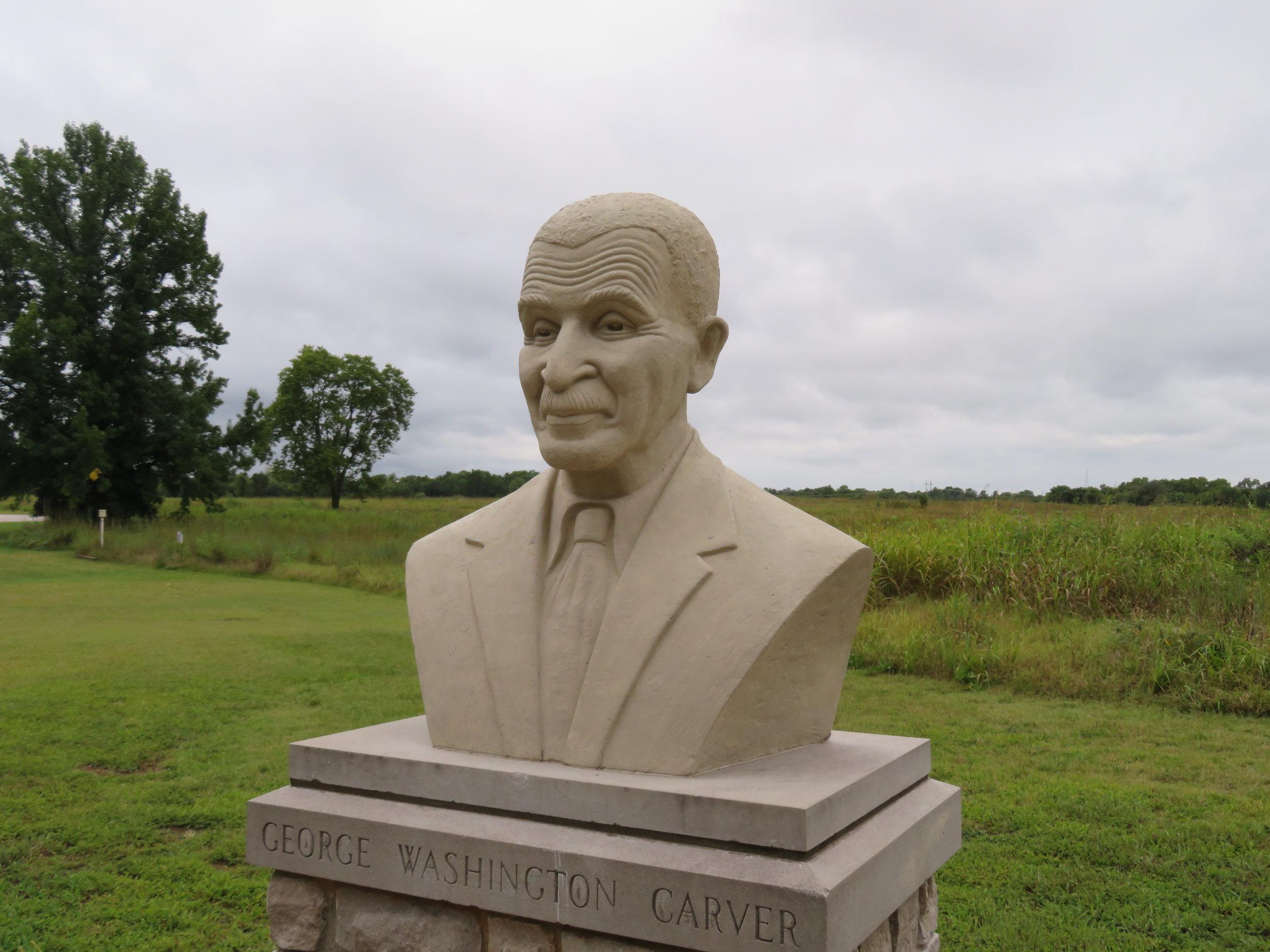 George Washington Carver NM  - MO - August 2018