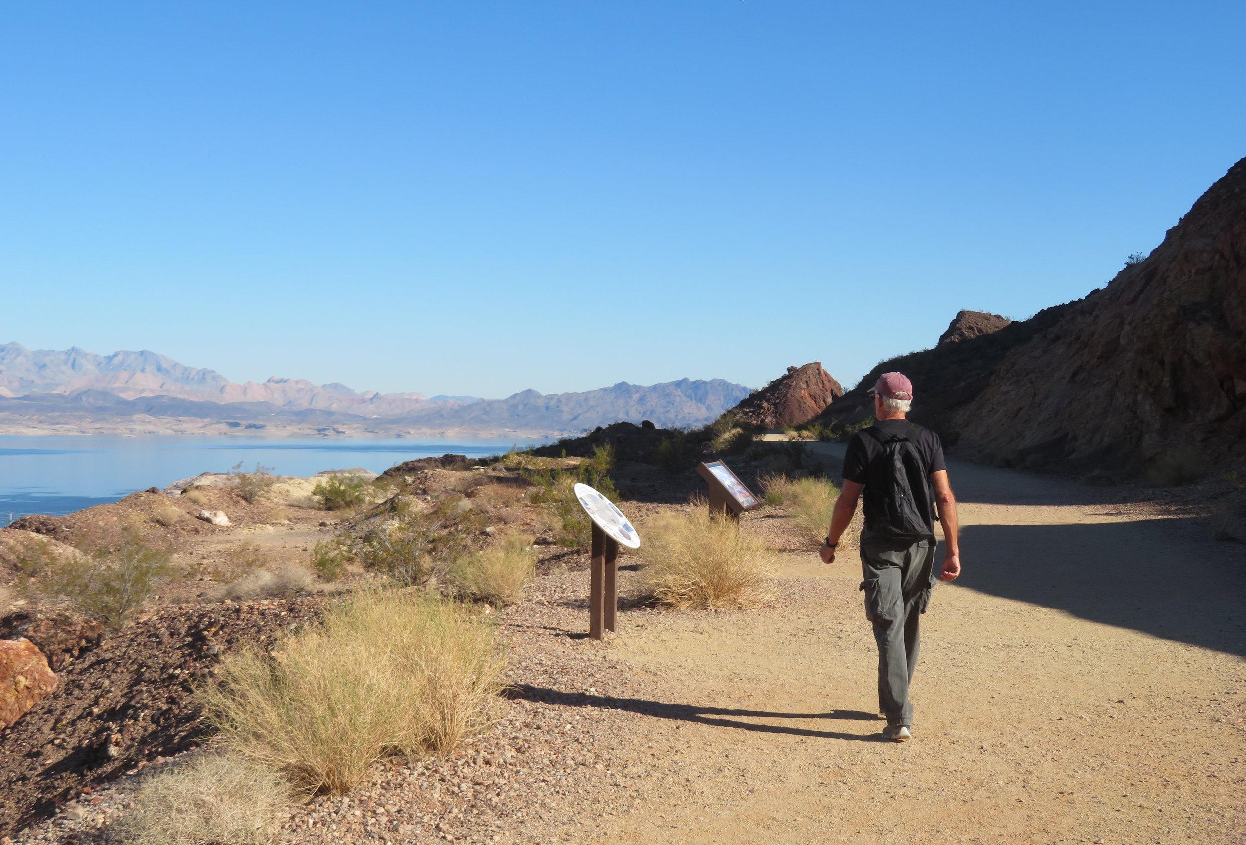 Lake Mead's Historic Railroad Trail