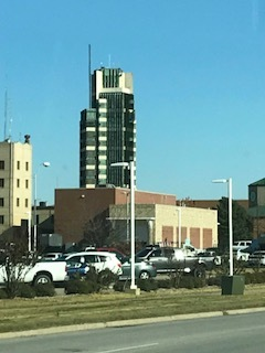 Price Tower in Bartlesville, OK