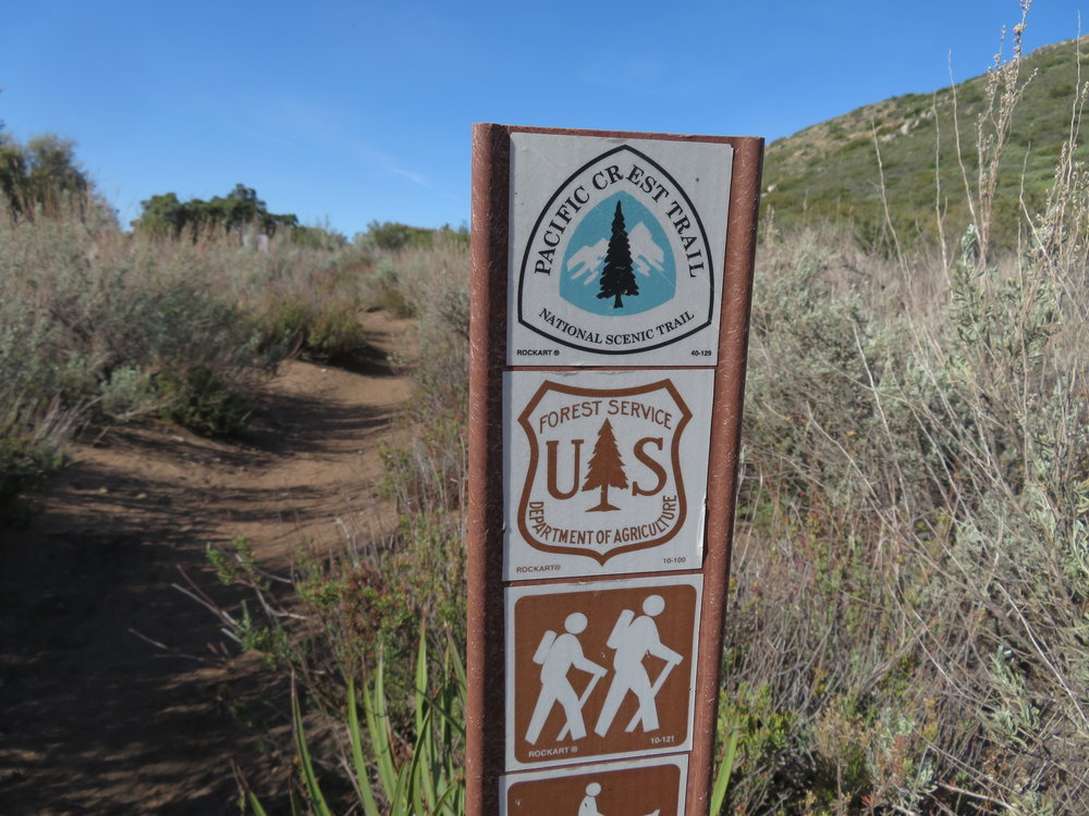 The Pacific Crest Trail - one of the 'Great Hikes'