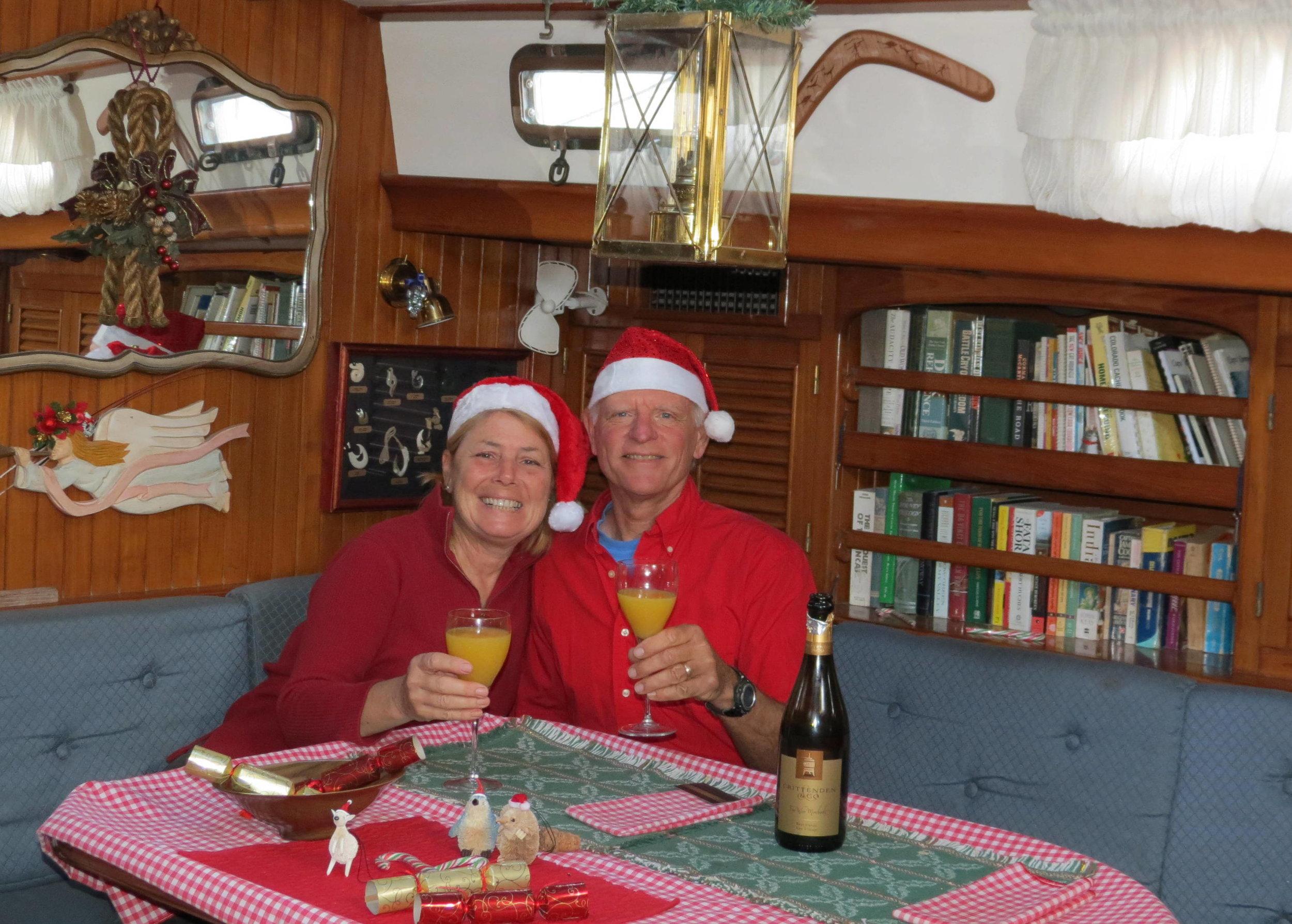 Christmas in Tasmania - 2012