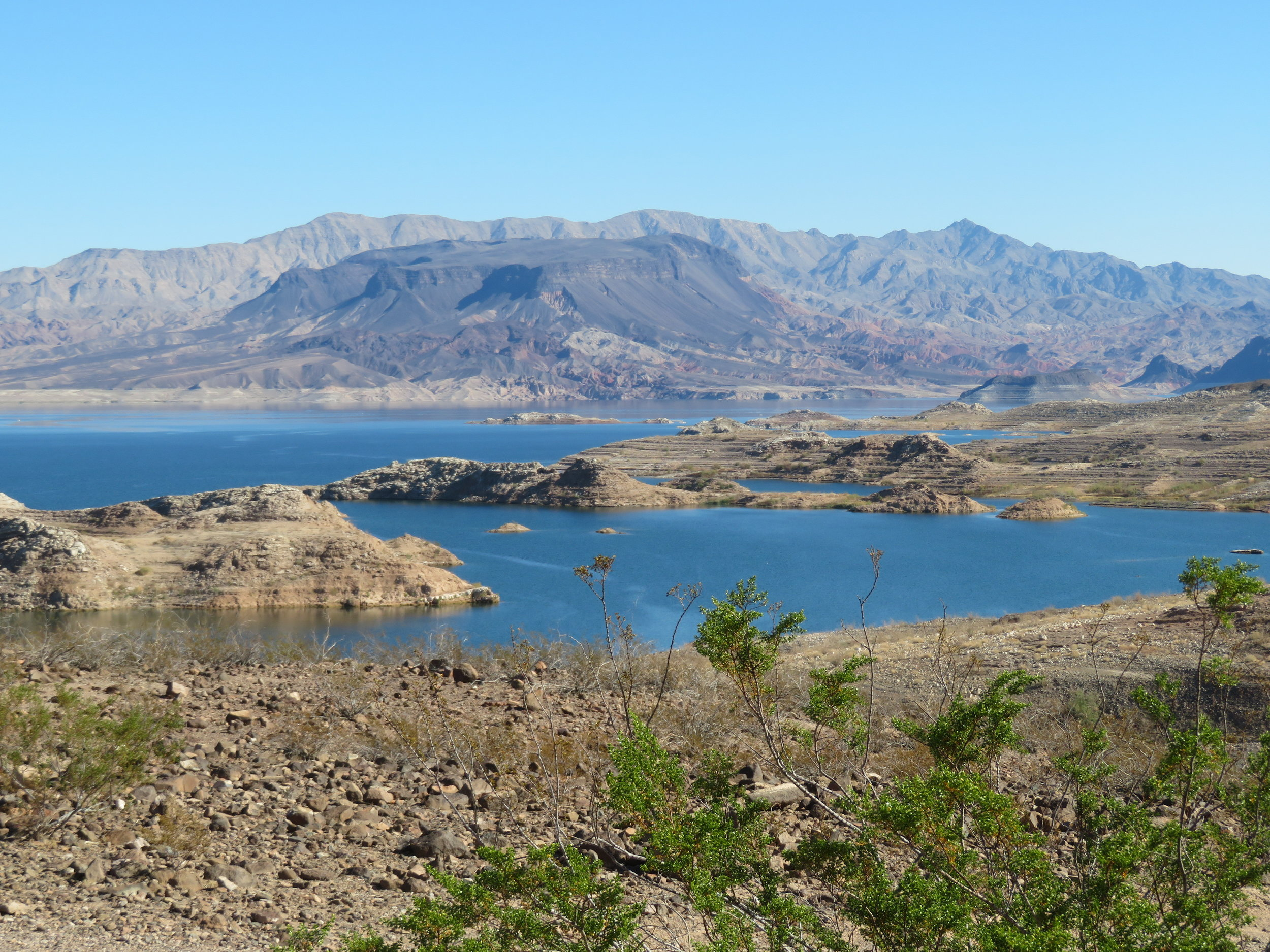 Lake Mead NCA  - Nevada - 2018