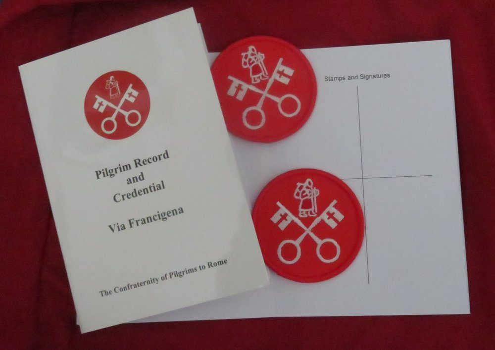 Plans and Preparation for the Via Francigena   Check out our continuing blogs as we research and prepare for the walk.