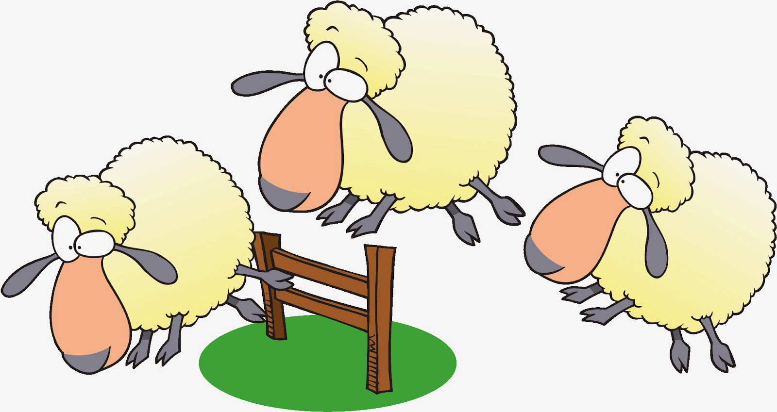 Sometimes even counting sheep doesn't work.