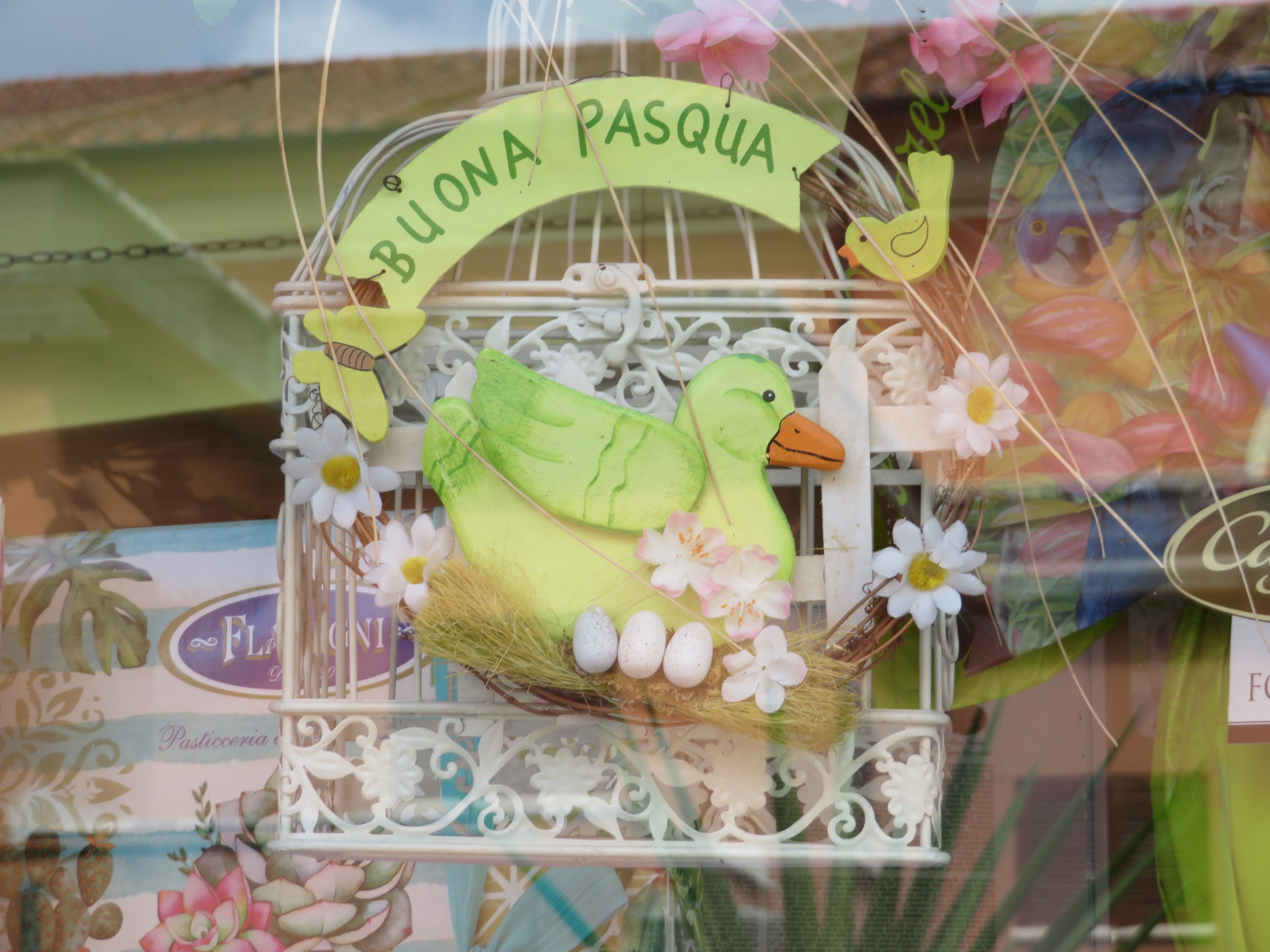 Buona Pasqua-Happy Easter