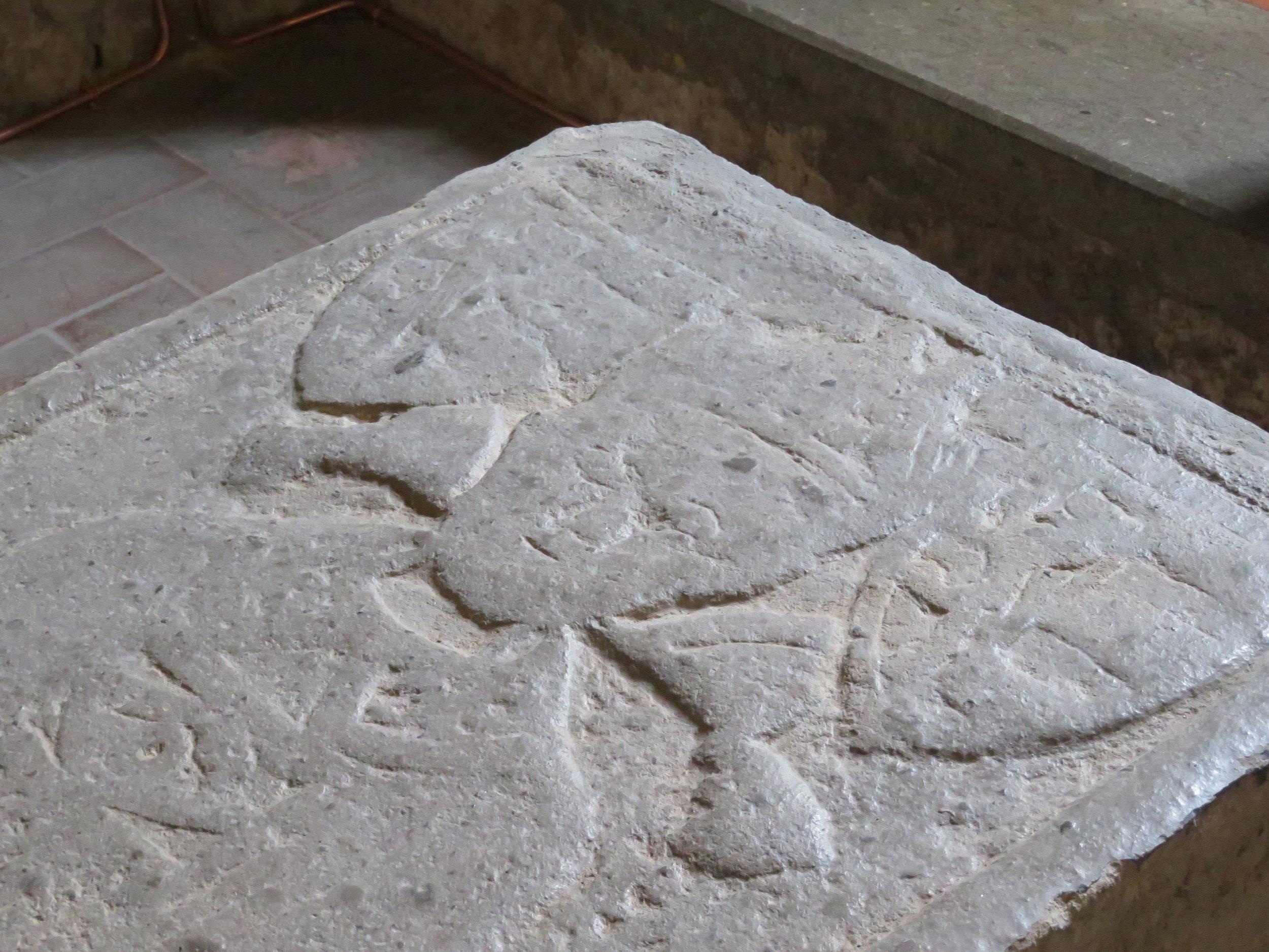 Bishop Dufuk's crypt
