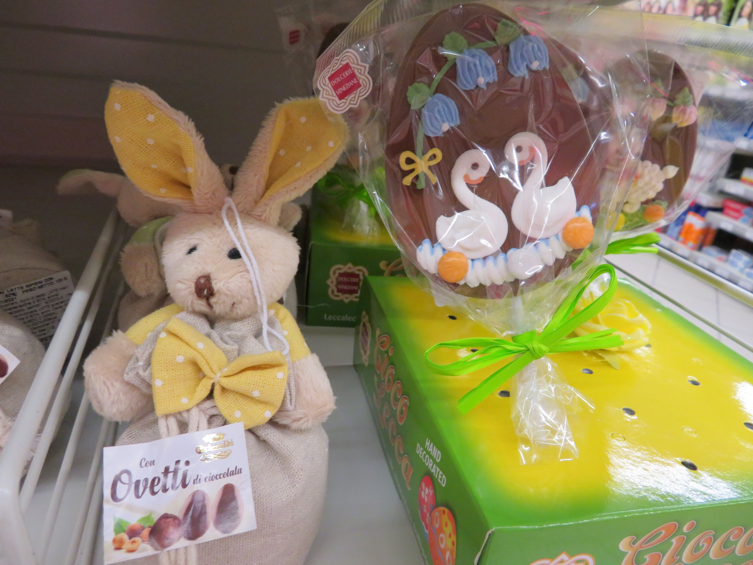 Bunnies & Chocolate