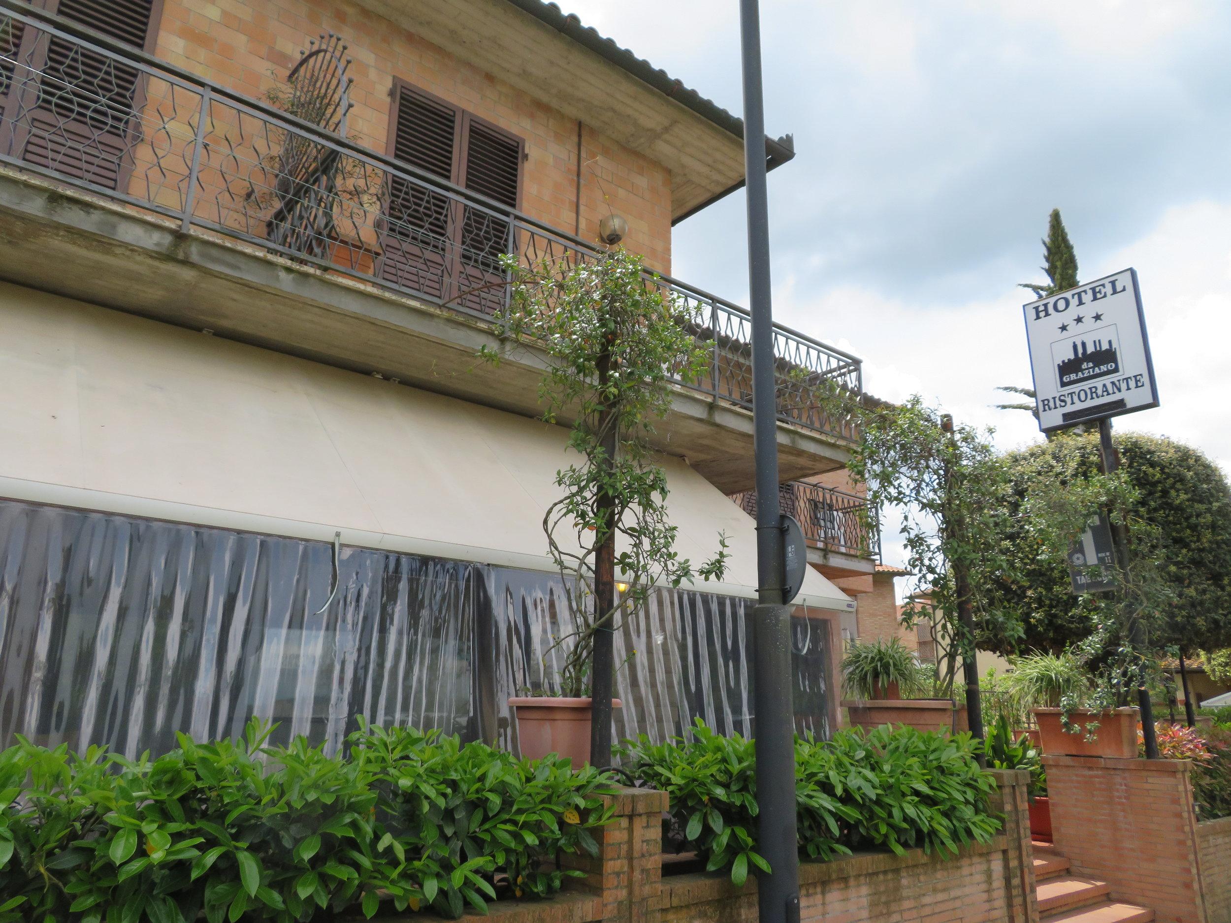 Hotel Graziano in San Gimignano