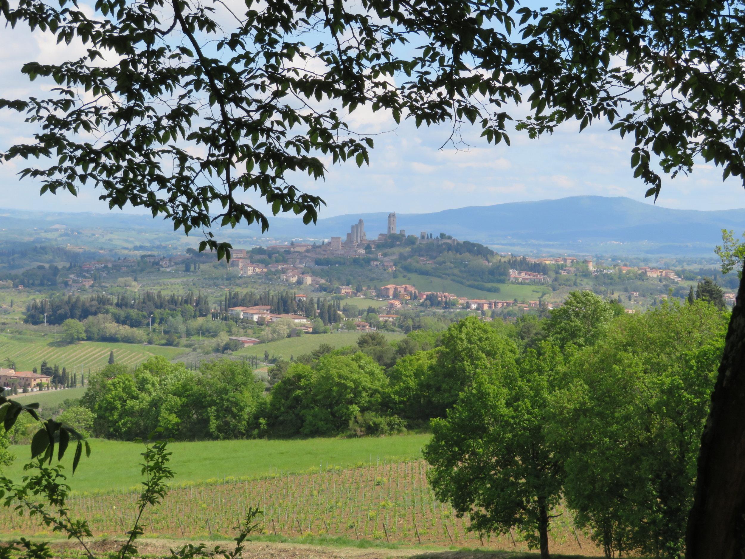 Beautiful San Gimignano