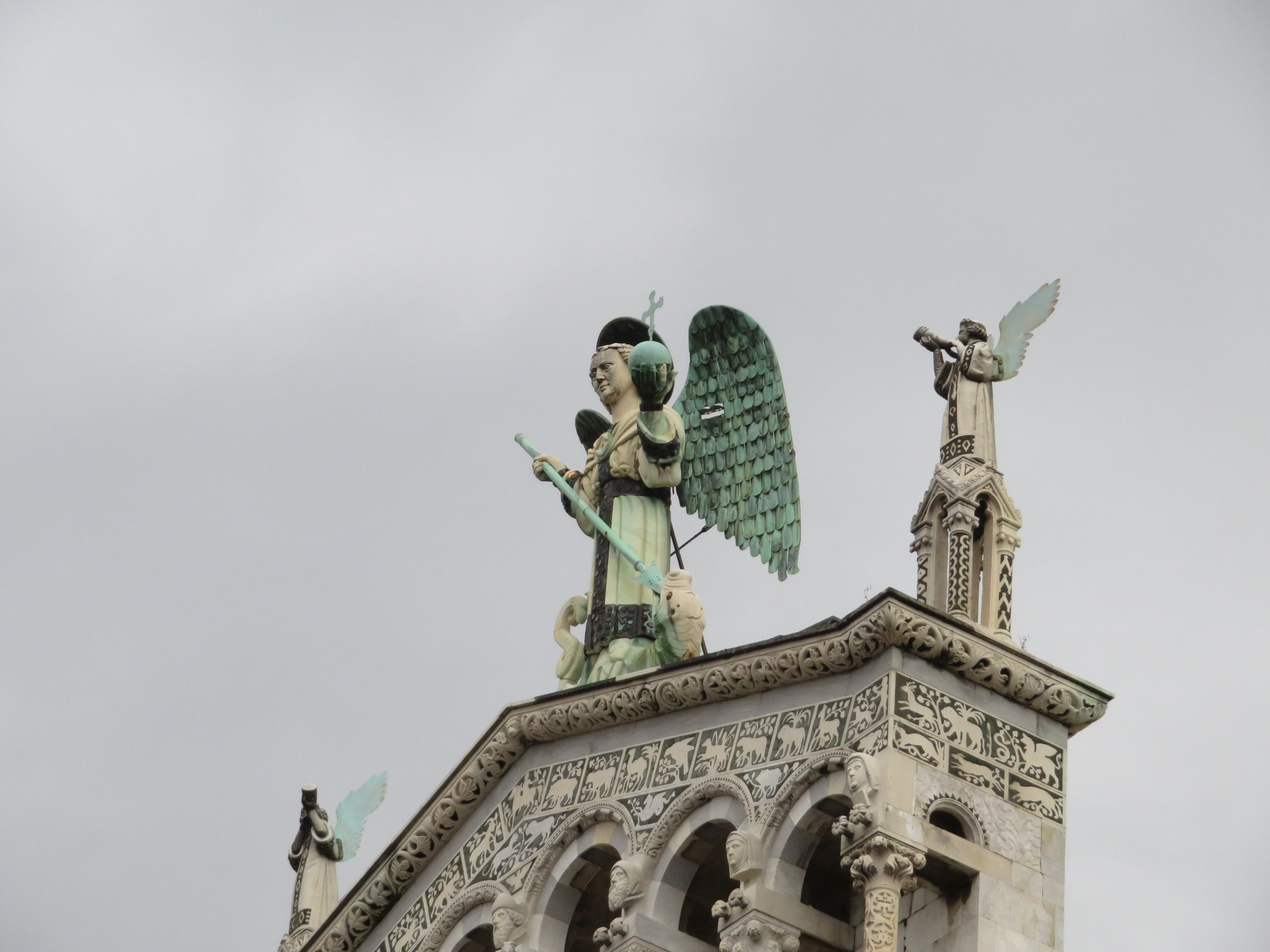 St Michael and his angels