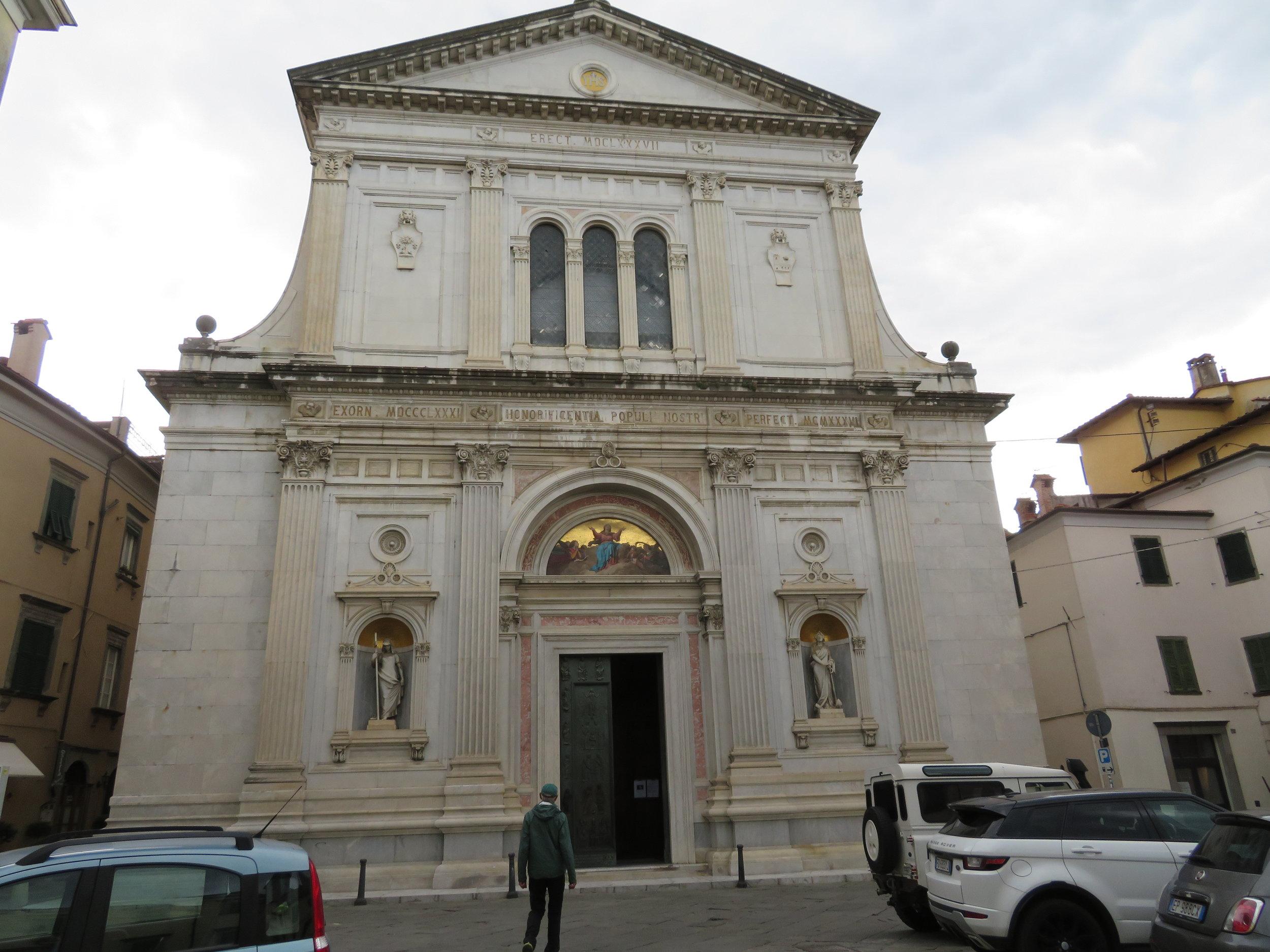 Santa Maria Assunta c.1635
