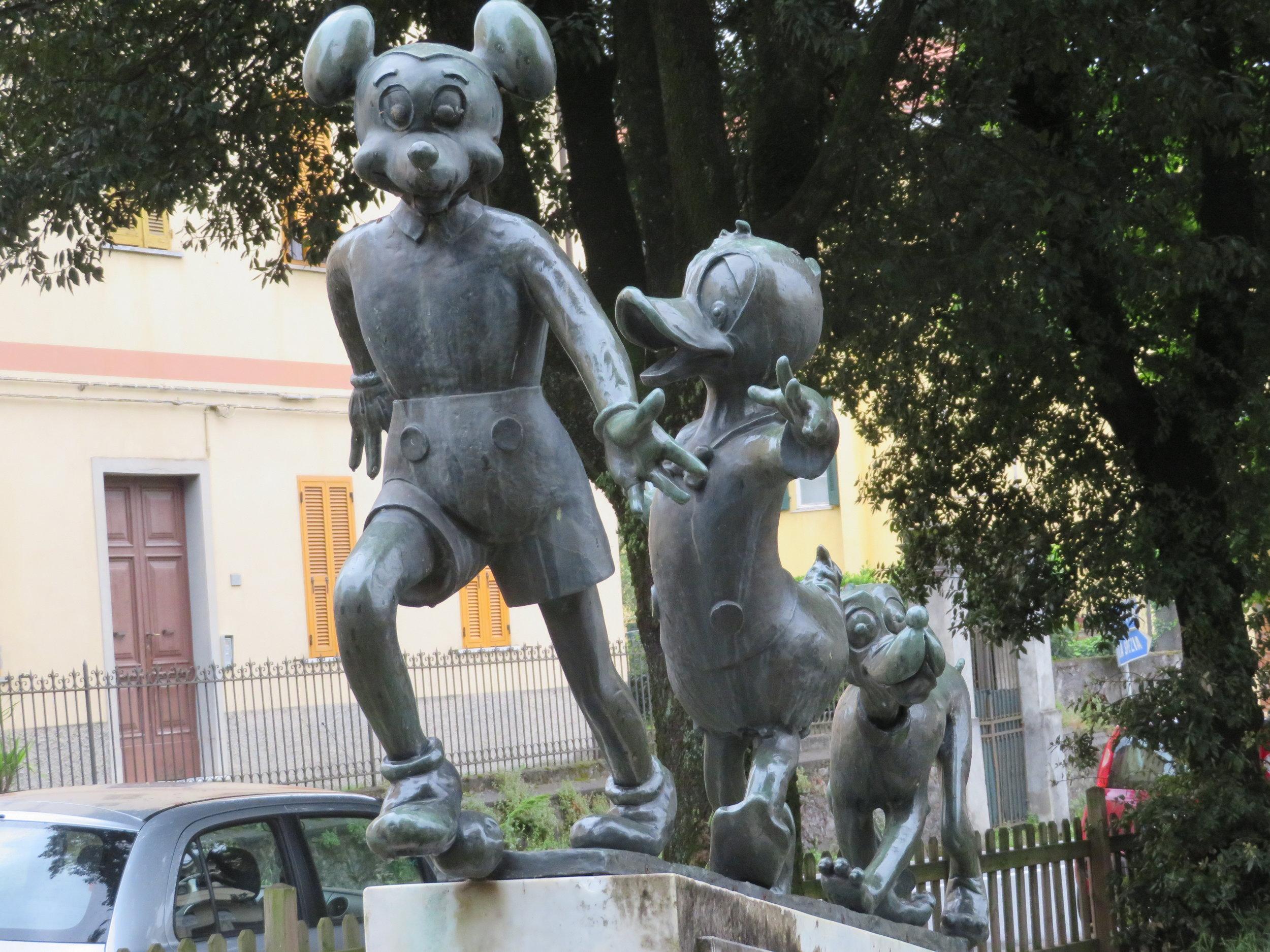 Disney in Pontremoli