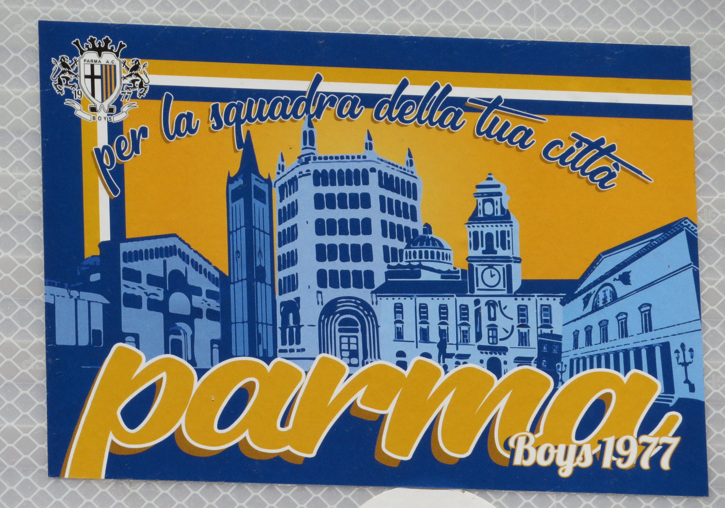 Welcome to Parma