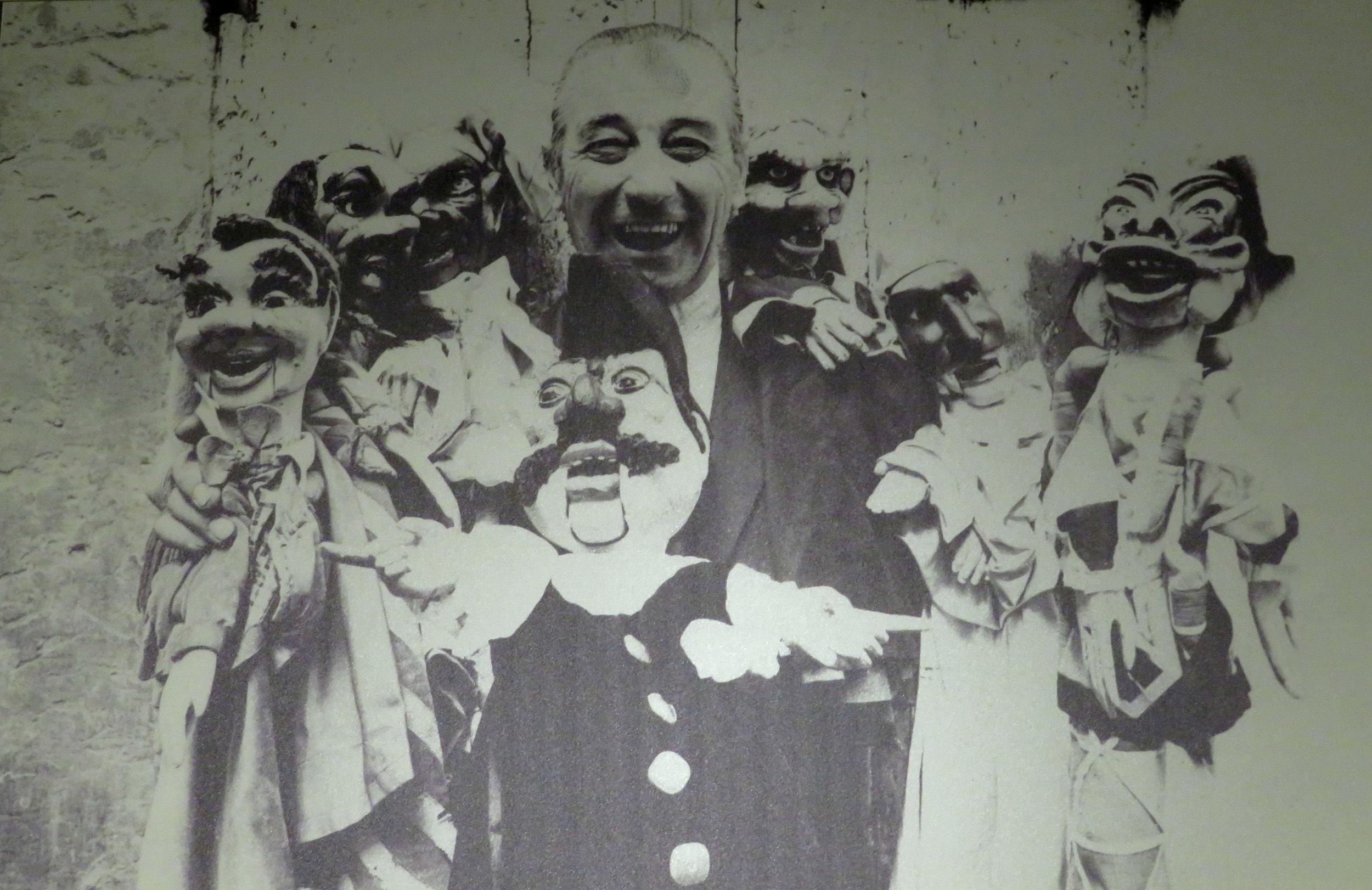 Giordano Ferrari and friends