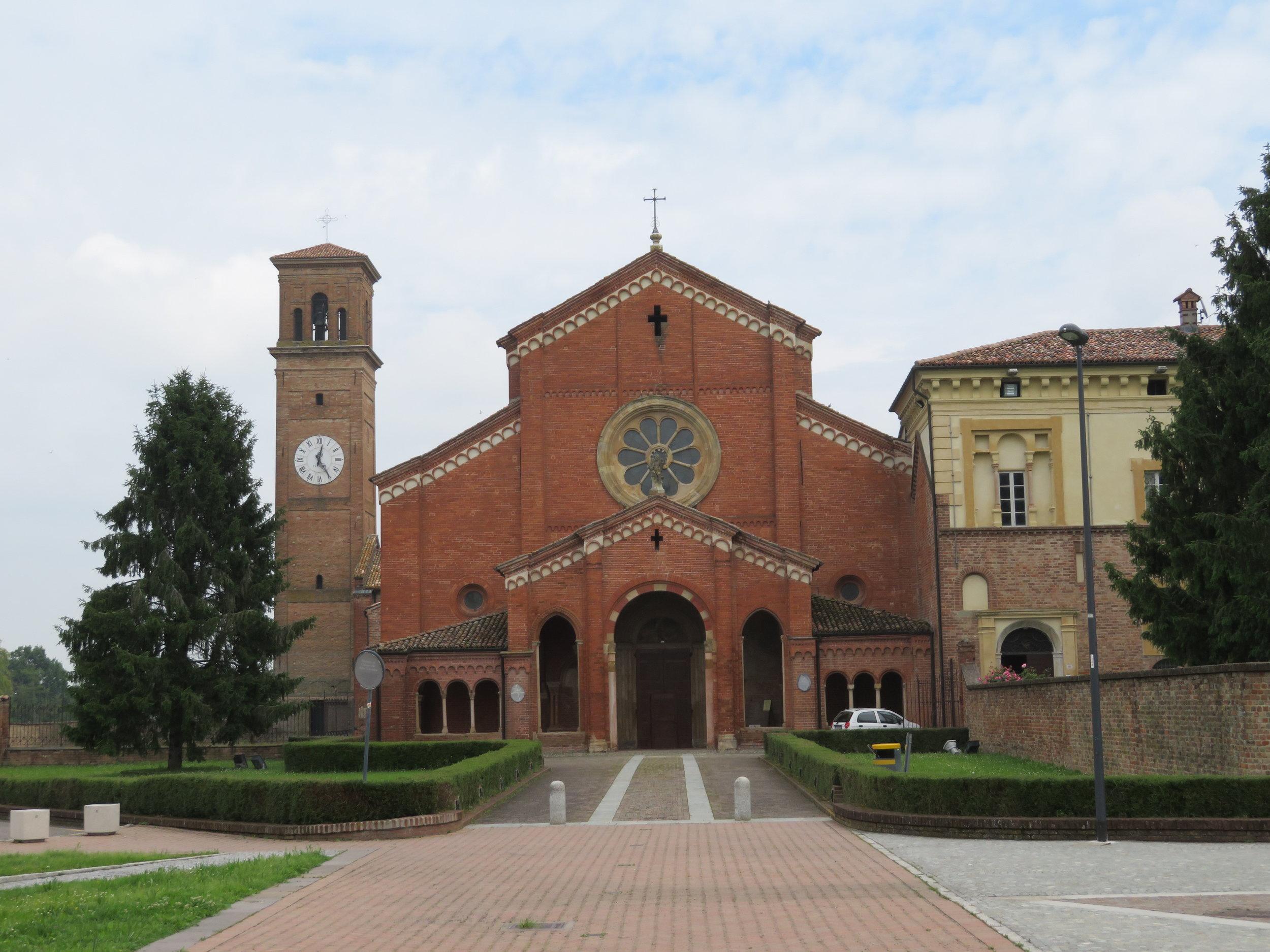 Abbey of Santa Maria di Rovegnano