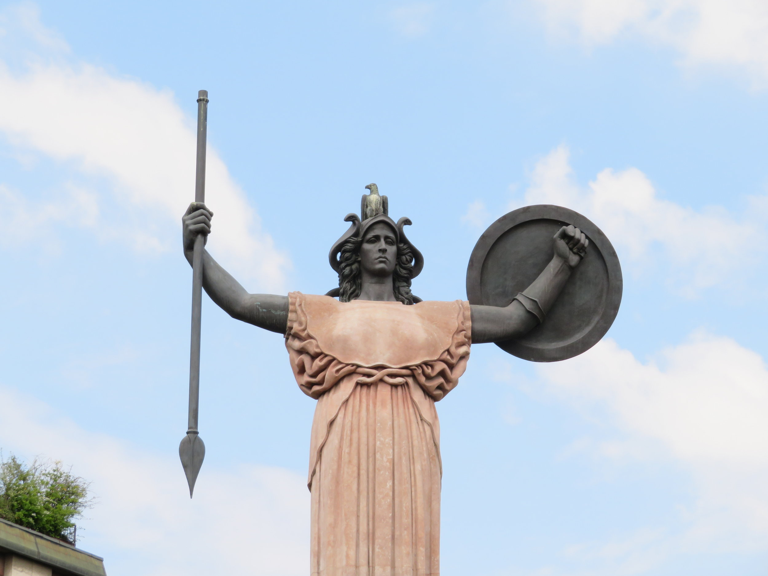 Minerva of Pavia