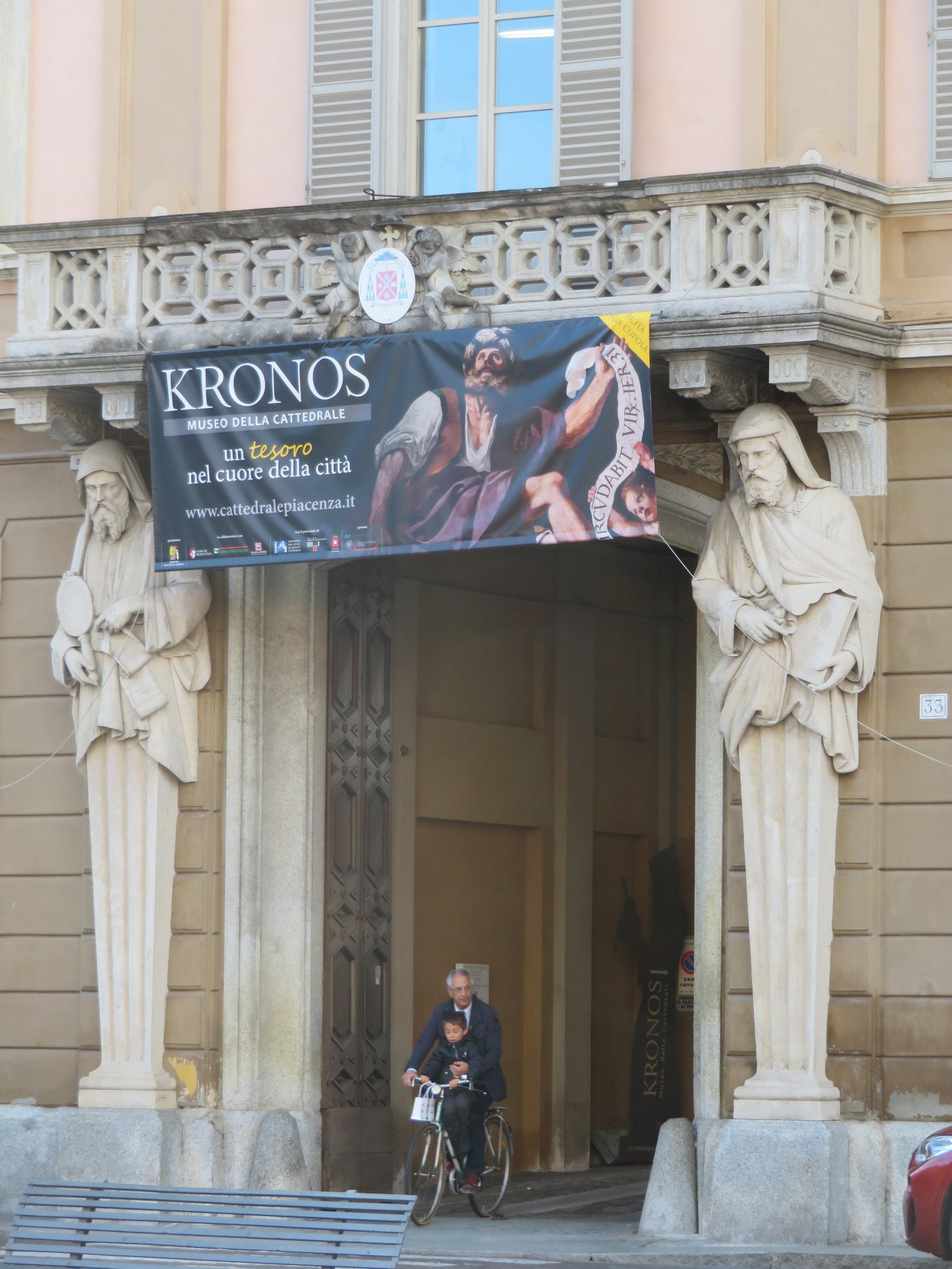 Duomo Museum-Great statues