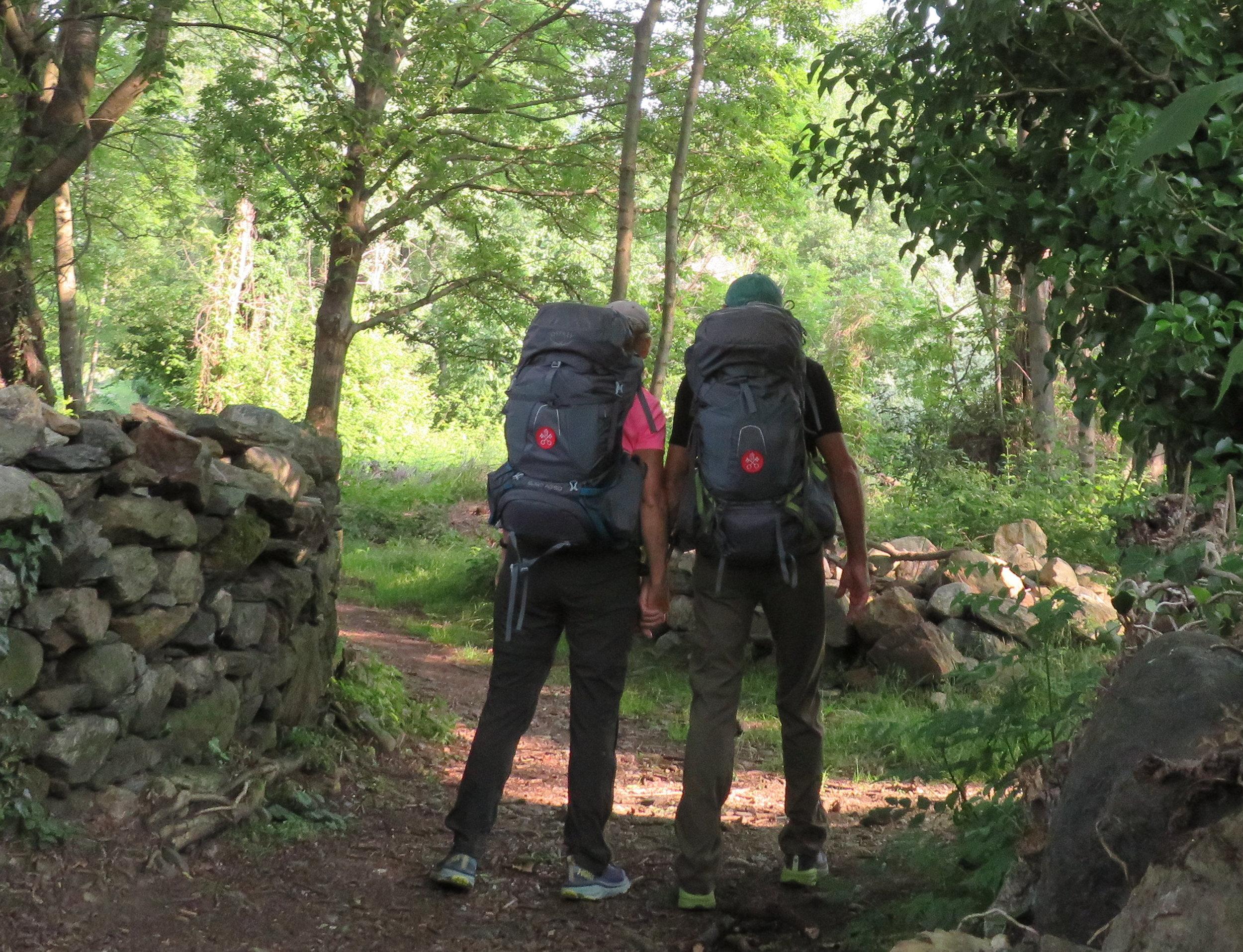 On the path to Ivrea