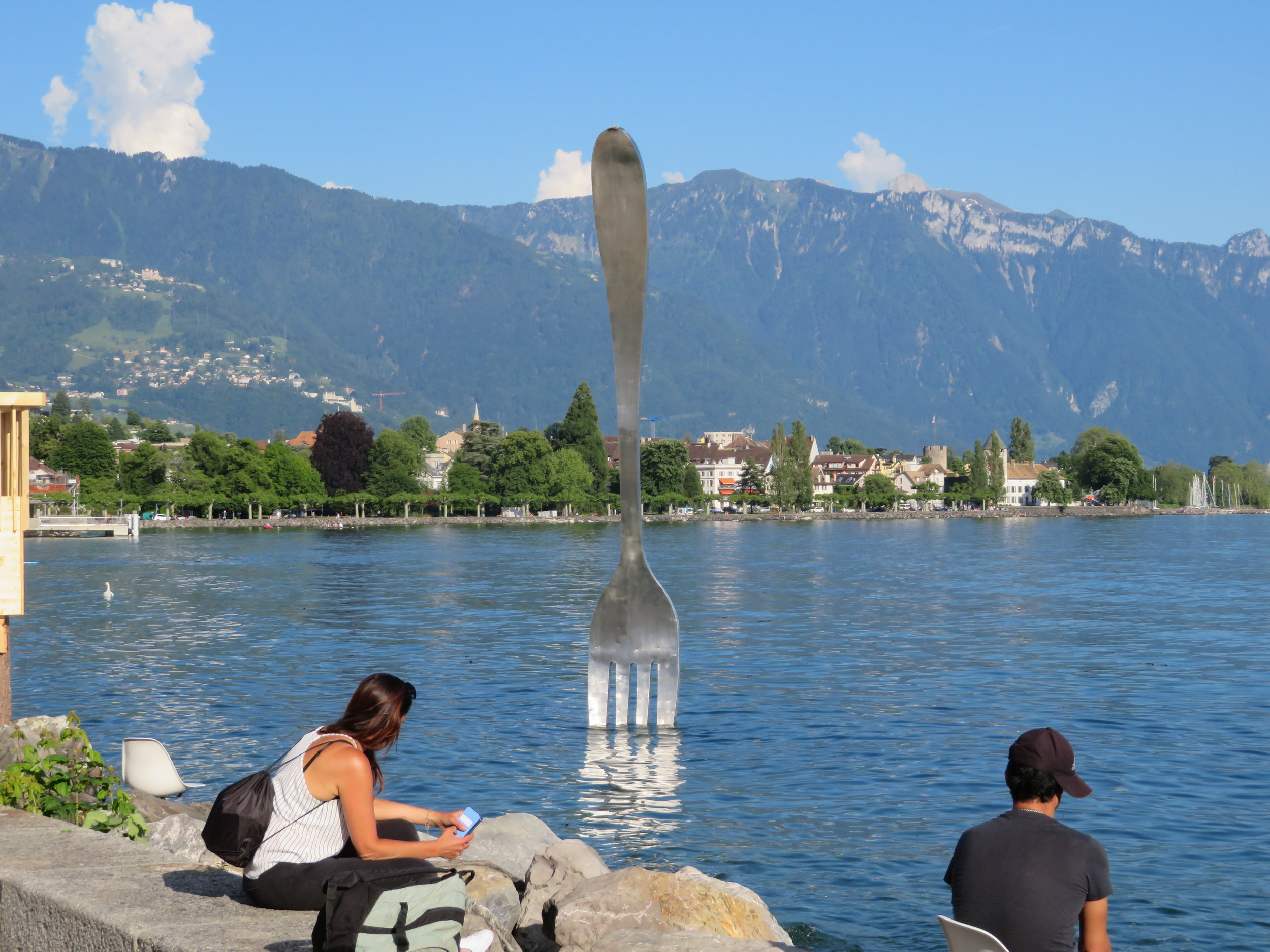 The Fork of Vevey