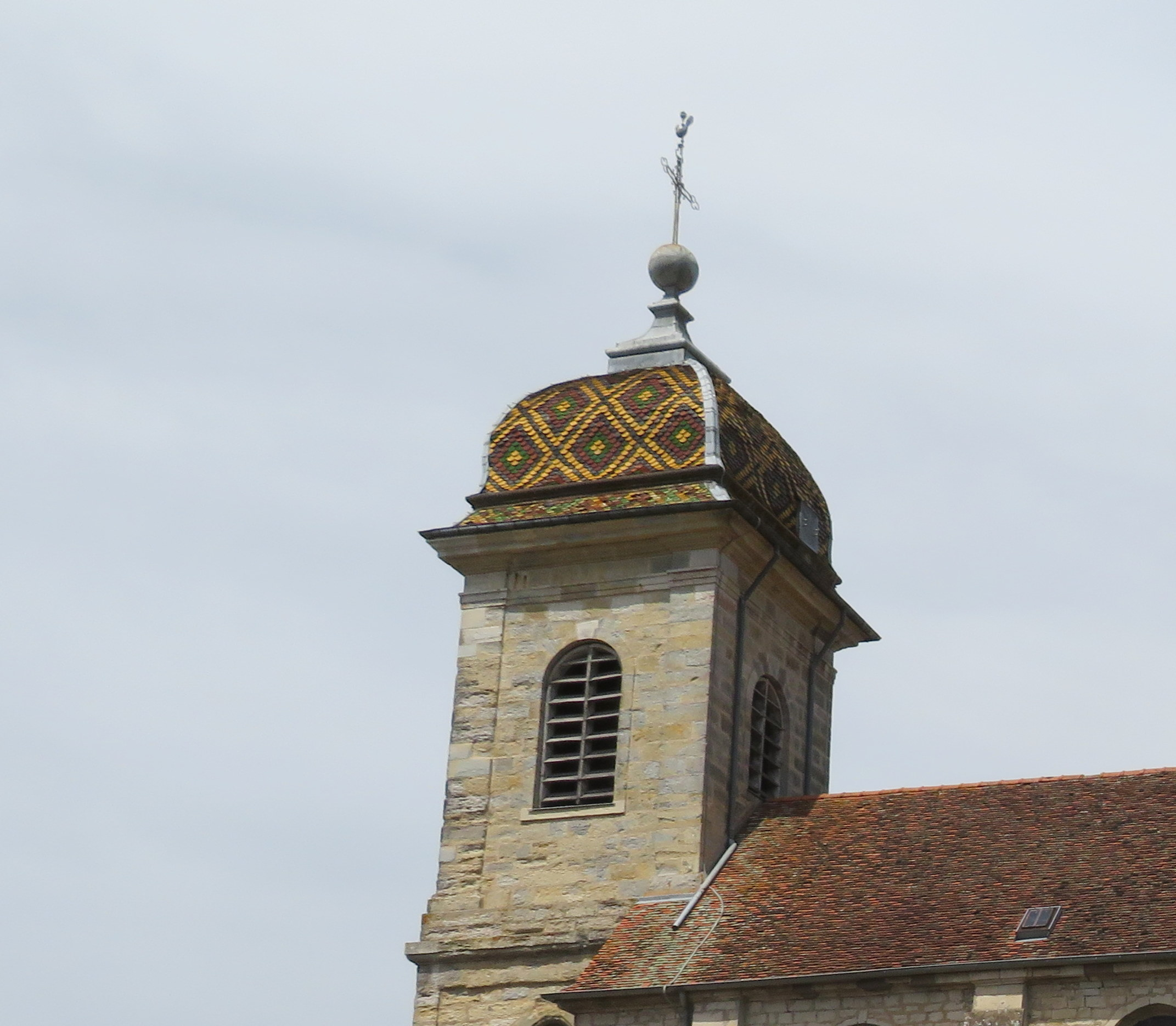 besancon-fontenelay_churches with tile steeples.JPG