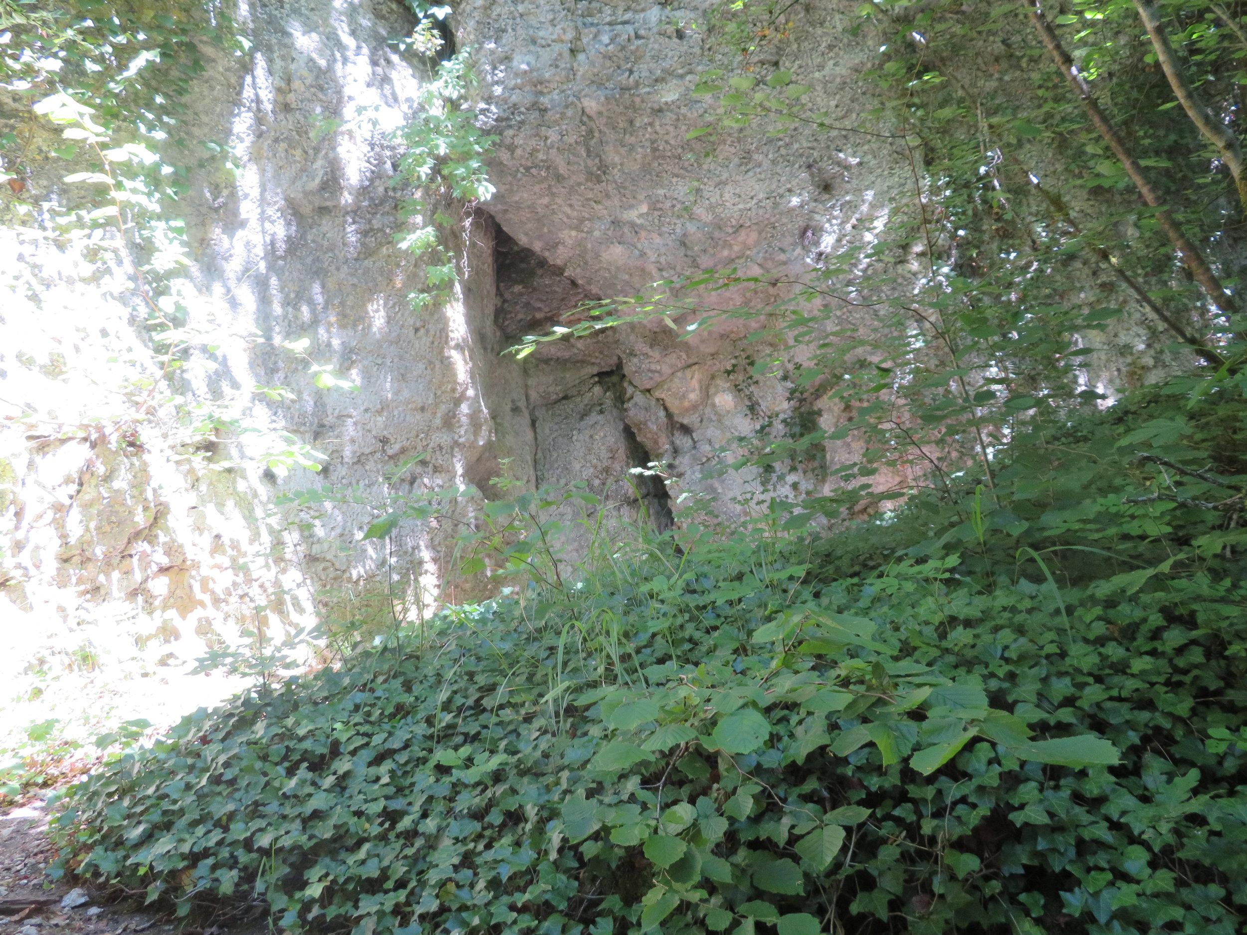 Sabinus' cave