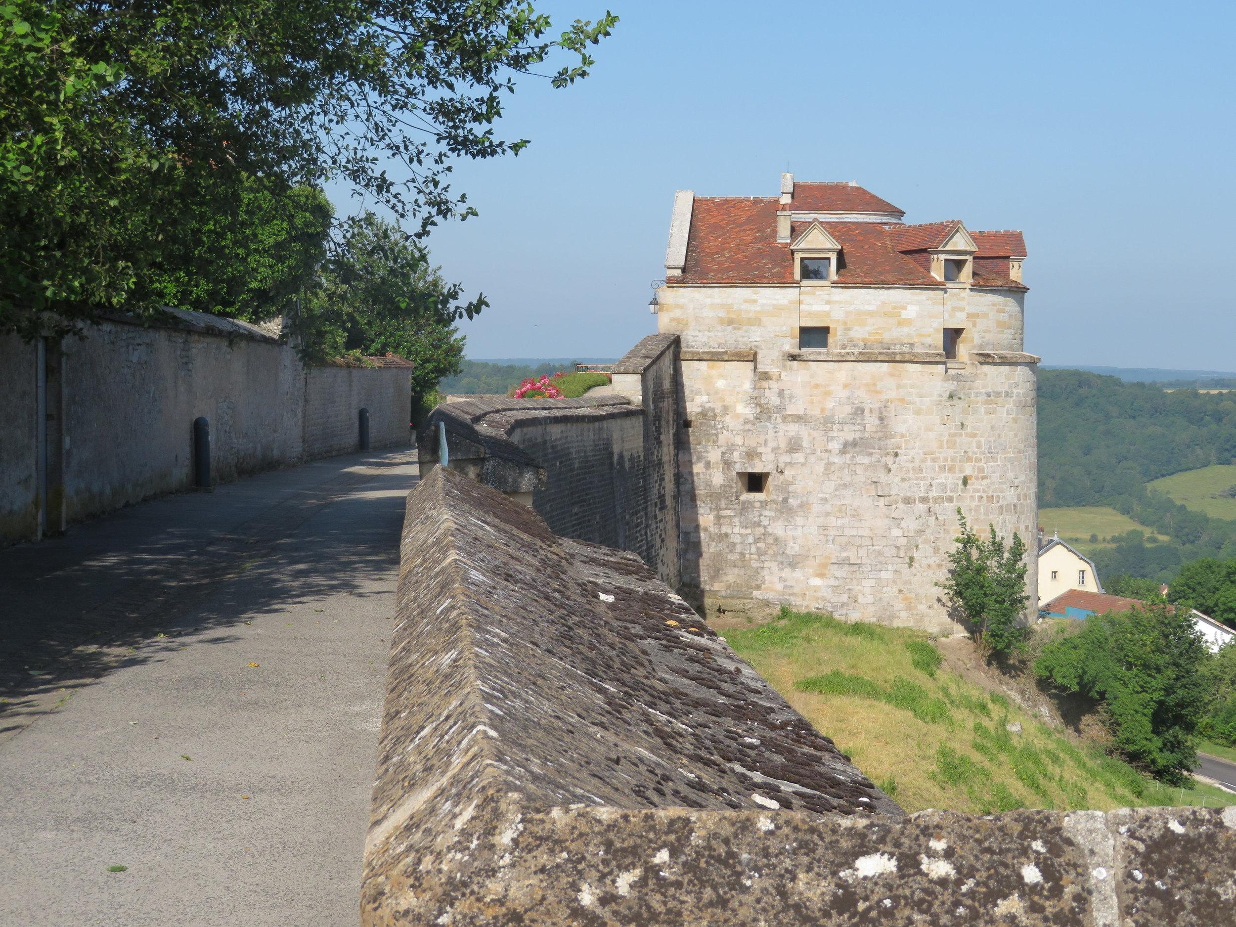 St. John's Tower c.1538