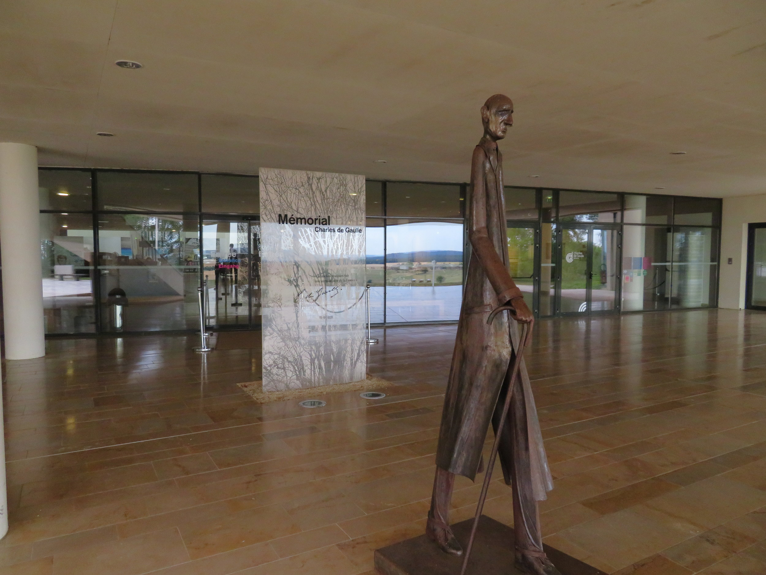Charles DeGaulle Memorial and Museum
