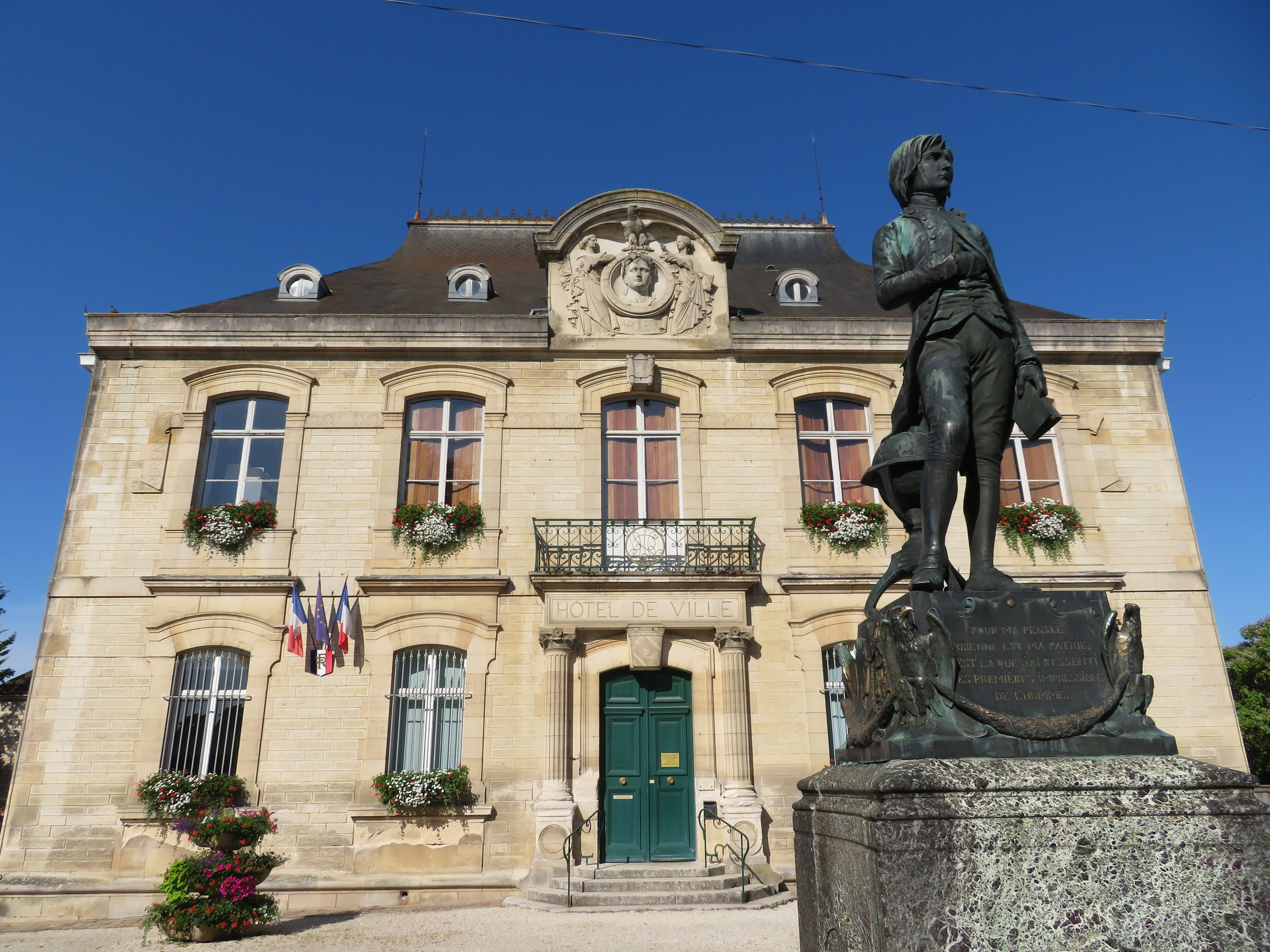 Brienne Mairie (town hall)