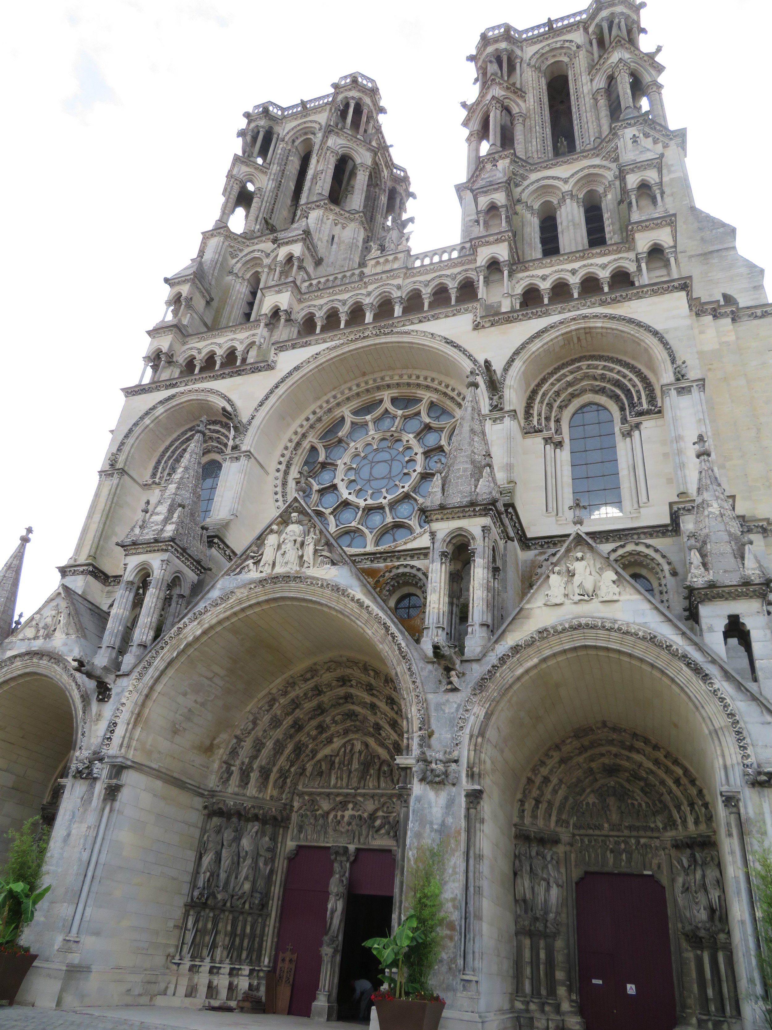 Laon's Notre-Dame Cathedral