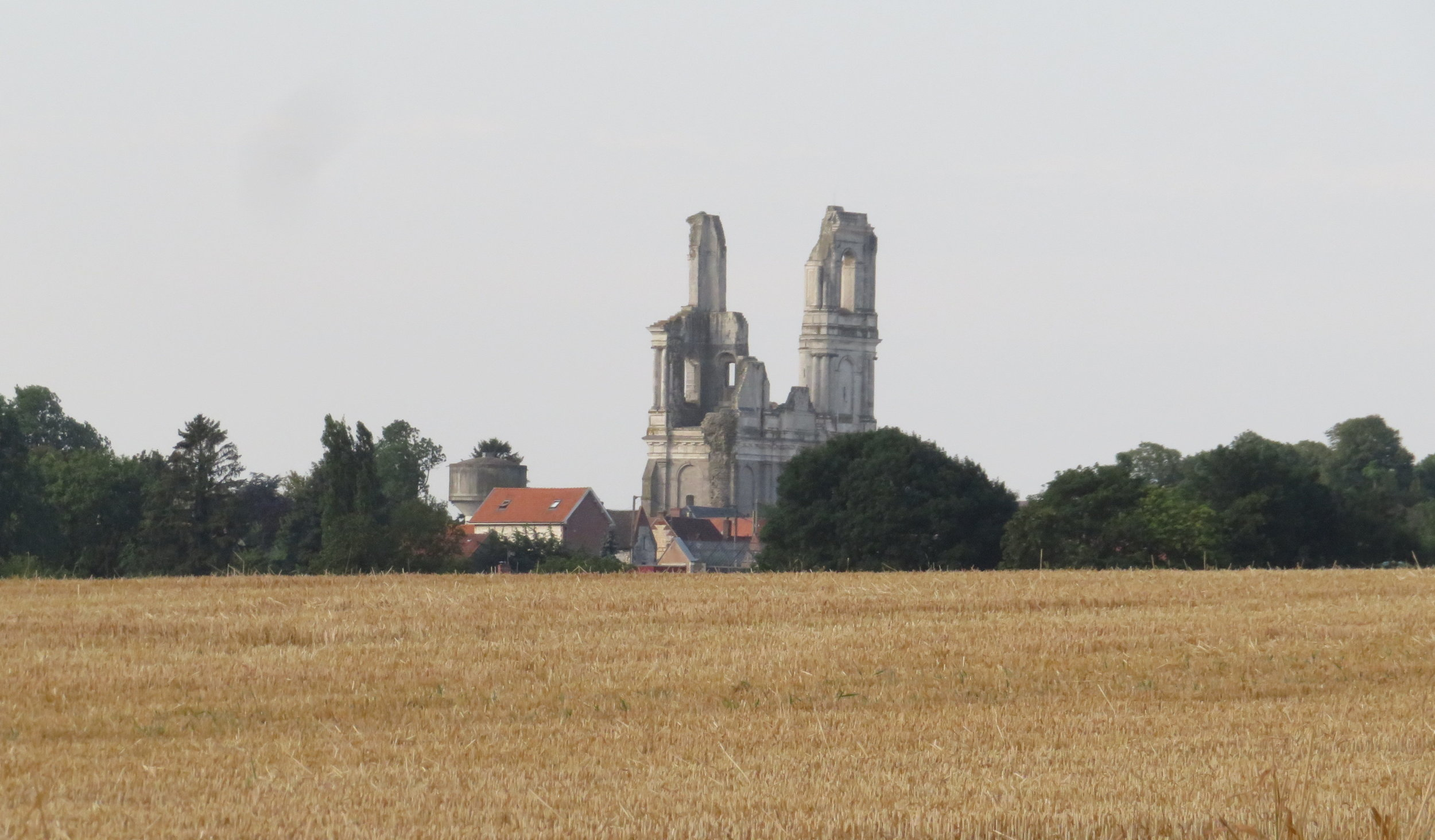 L'Abbaye du Mont Saint-Éloi